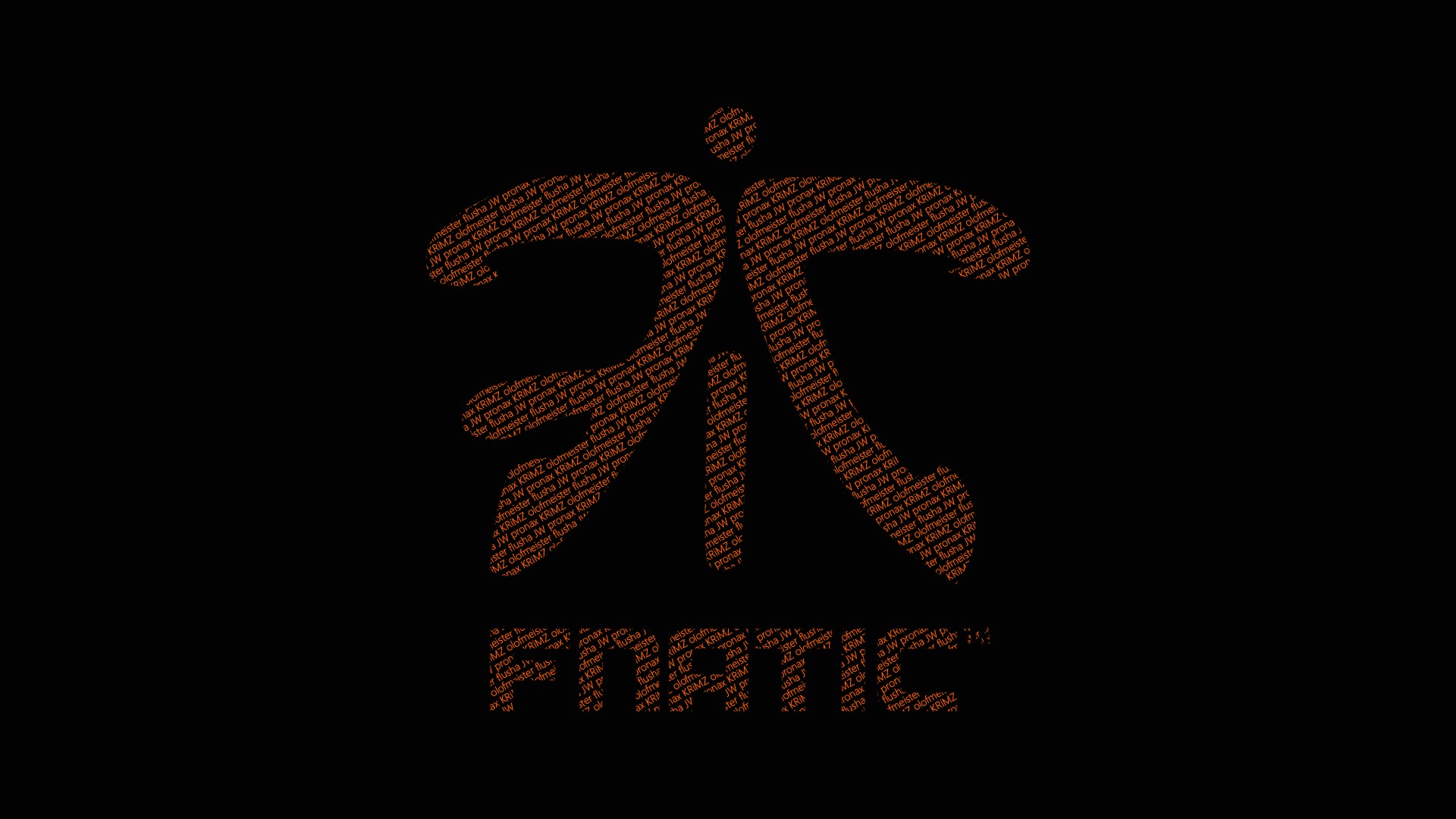 fnatic logo with names