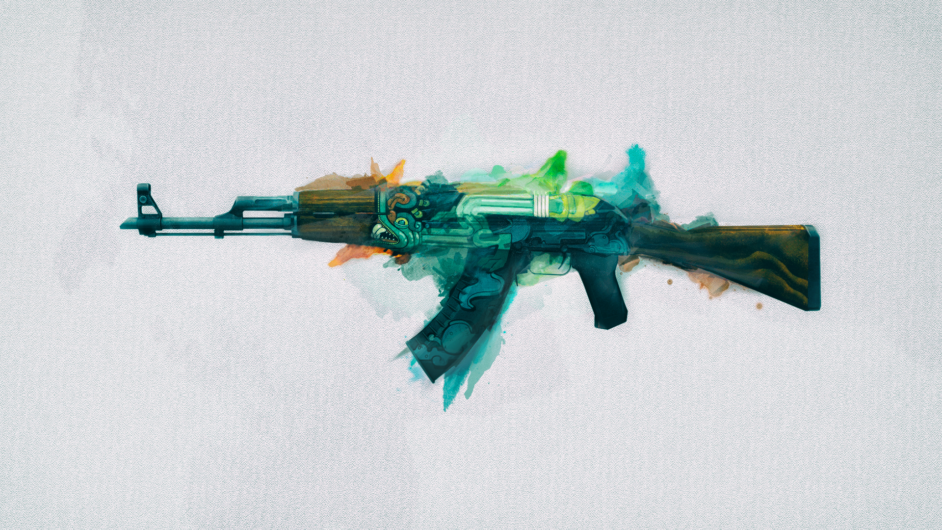 AK 47 Fire Serpent  CSGO Wallpapers And Backgrounds