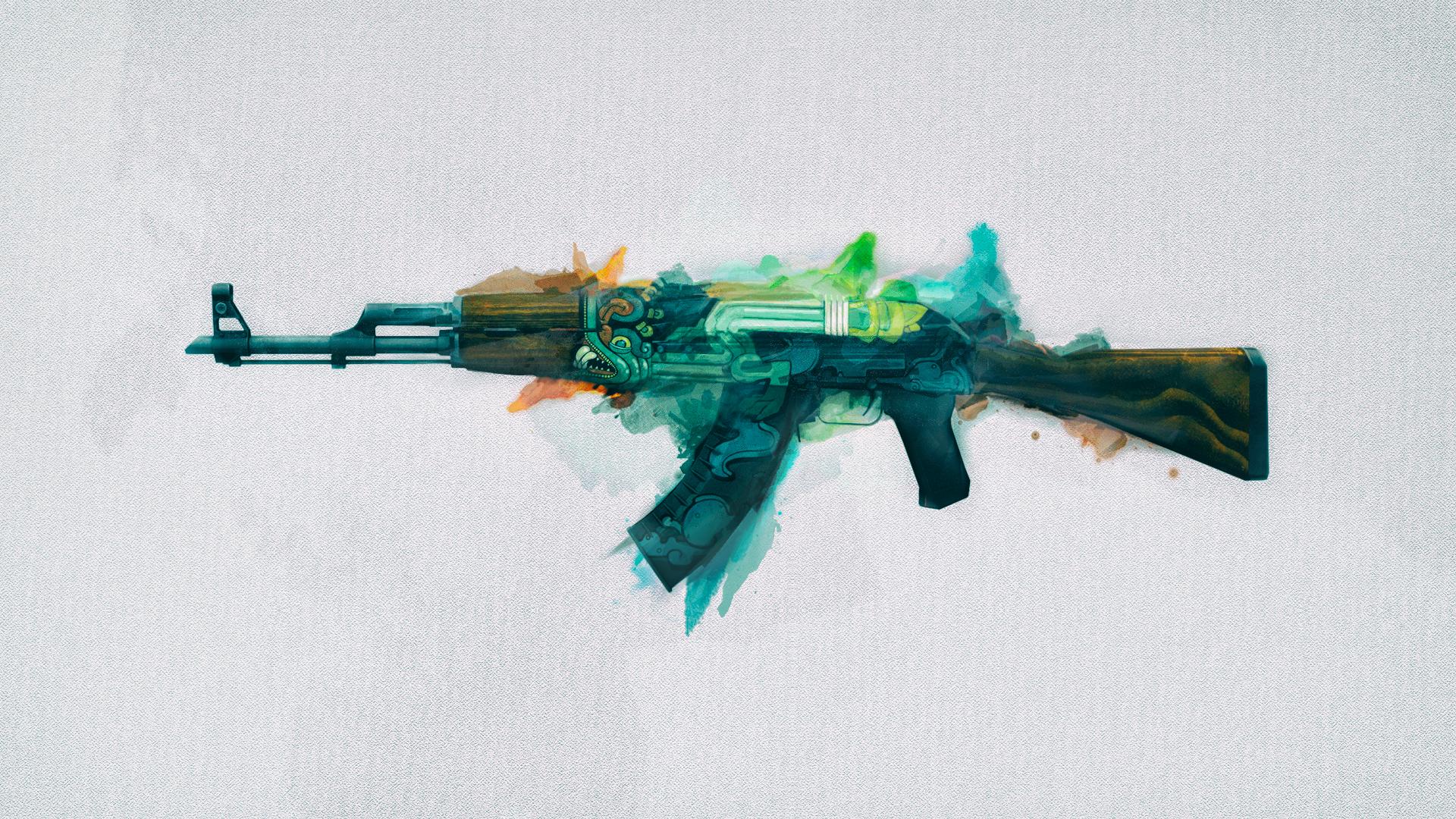 AK-47 Fire Serpent