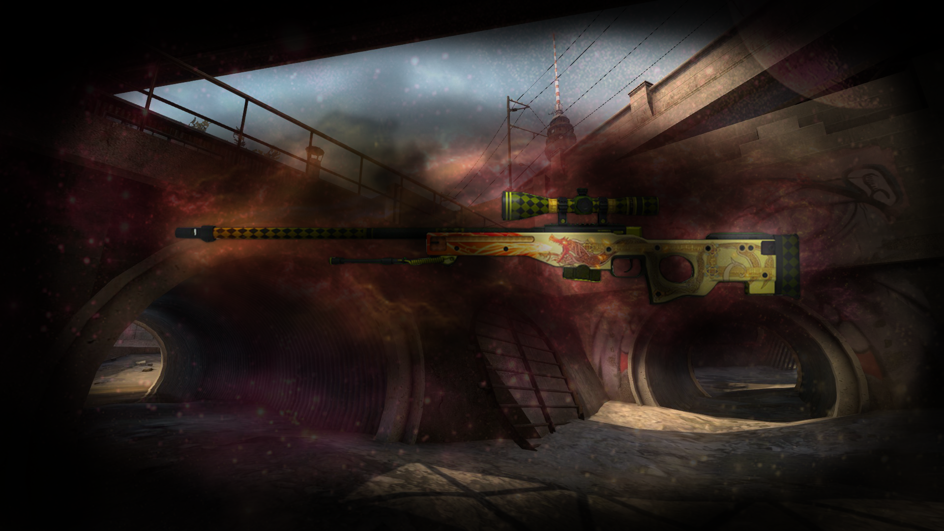 Overpass Dragon Lore