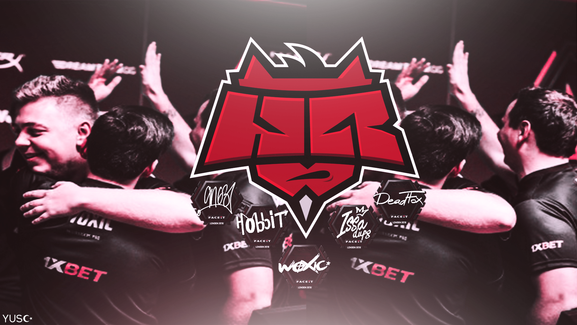 HellRaisers CS:GO Wallpaper/yus☪