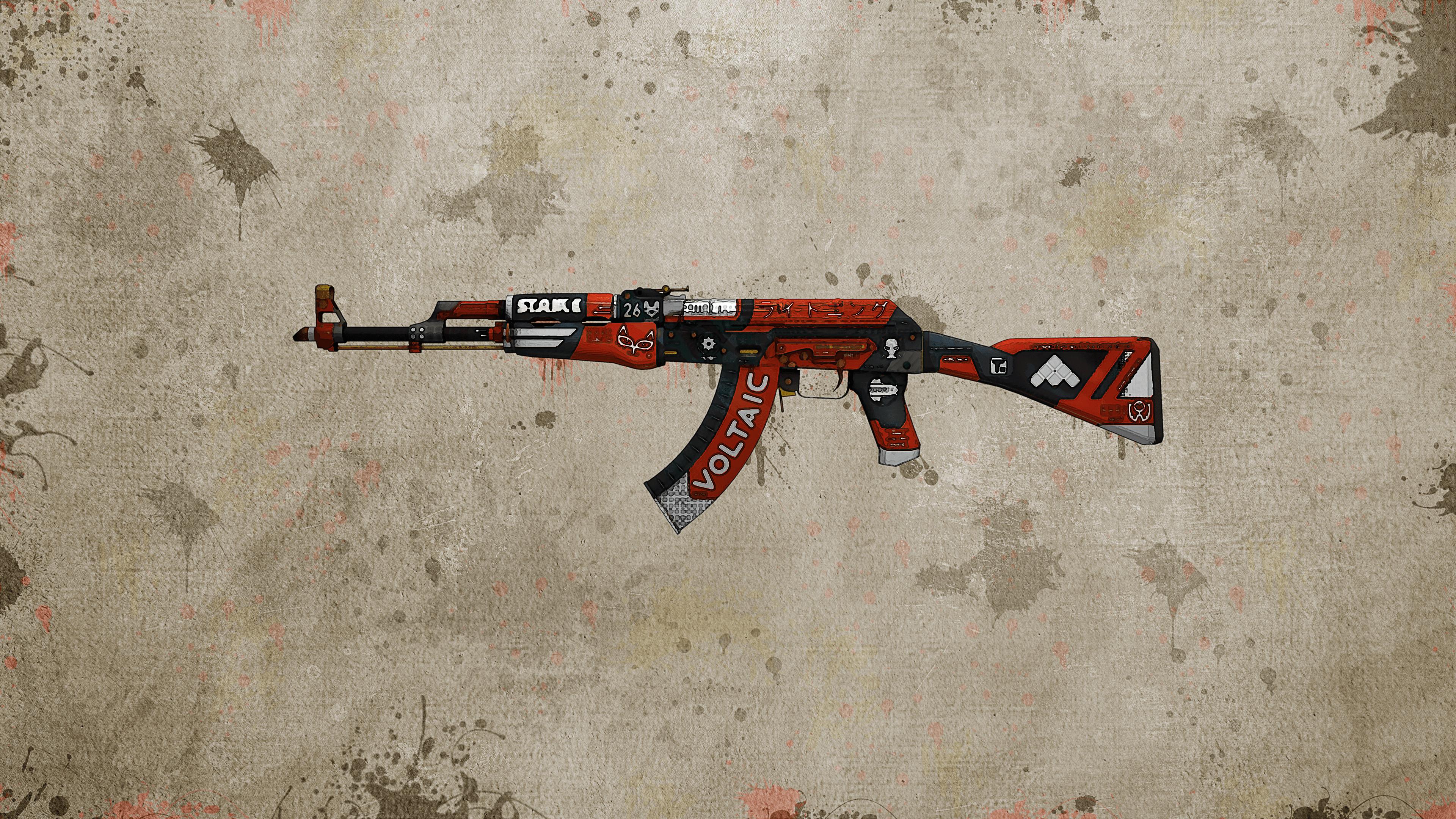Bloodsport AK-47