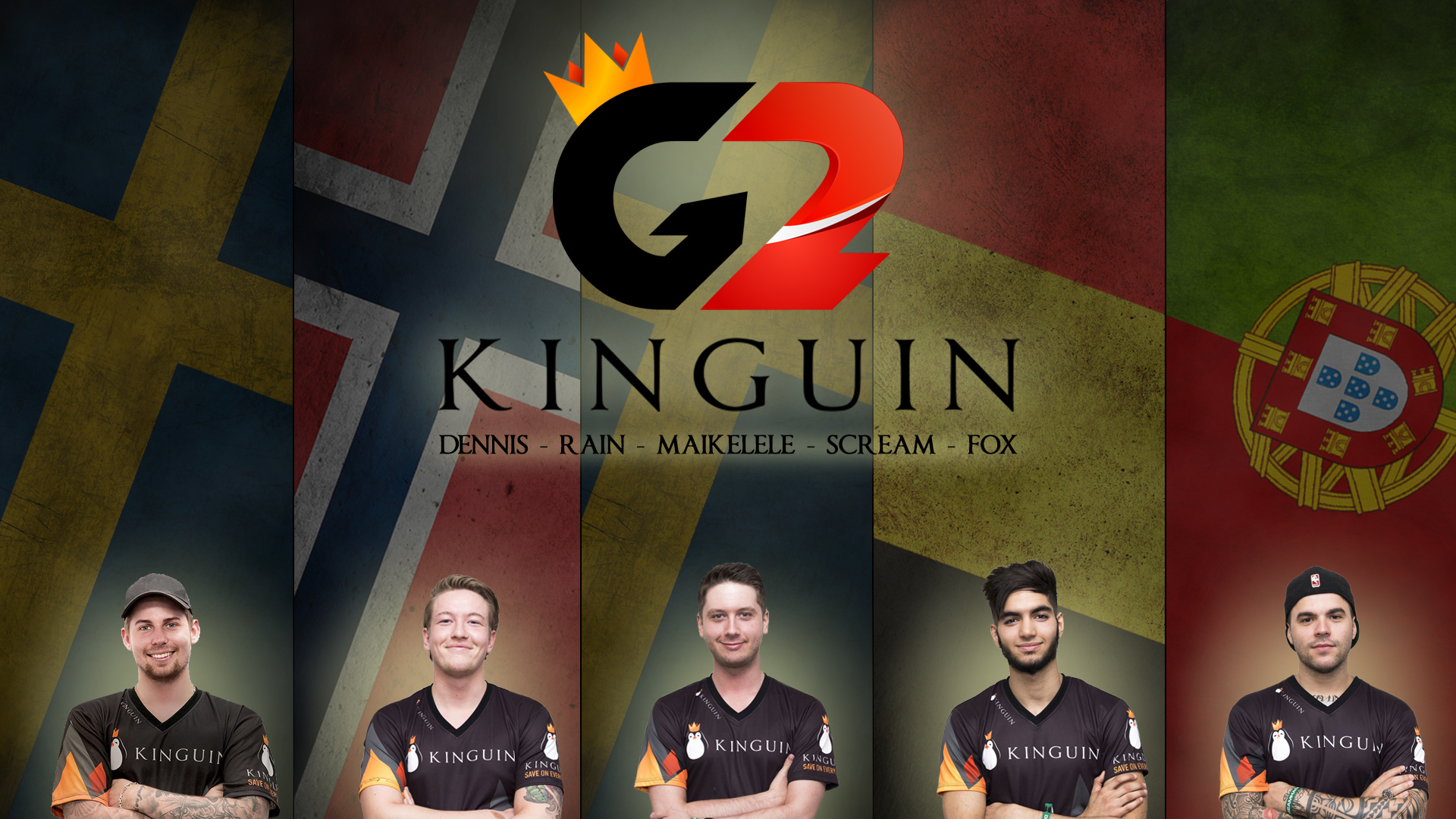 G2 Kinguin