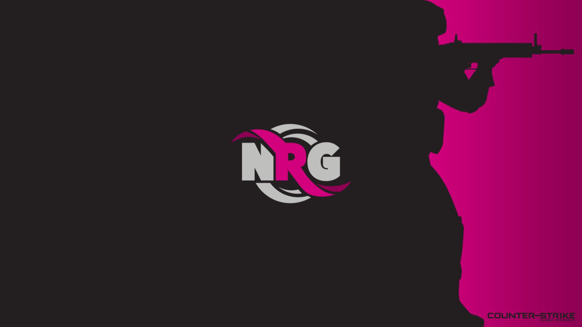 Black with logo - NRG