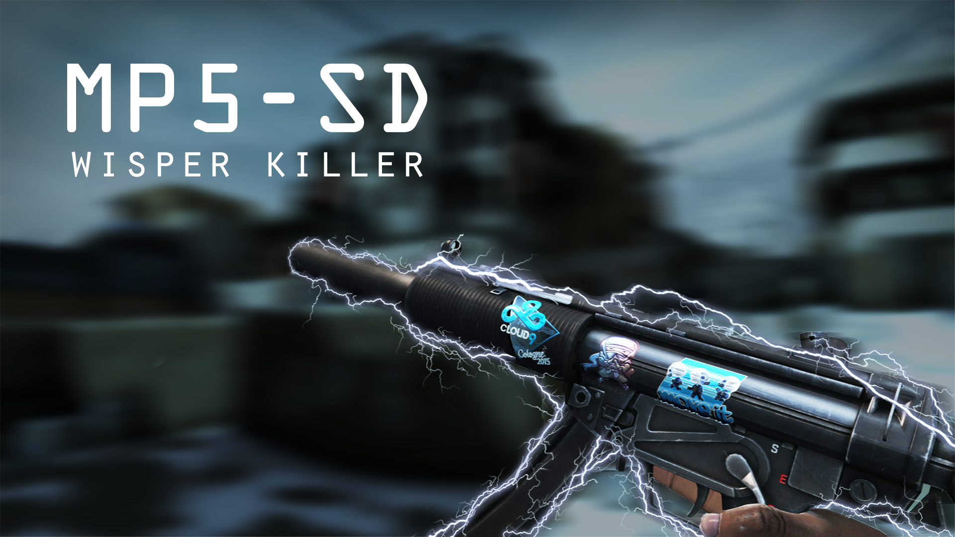 MP5-SD l Whisper Killer