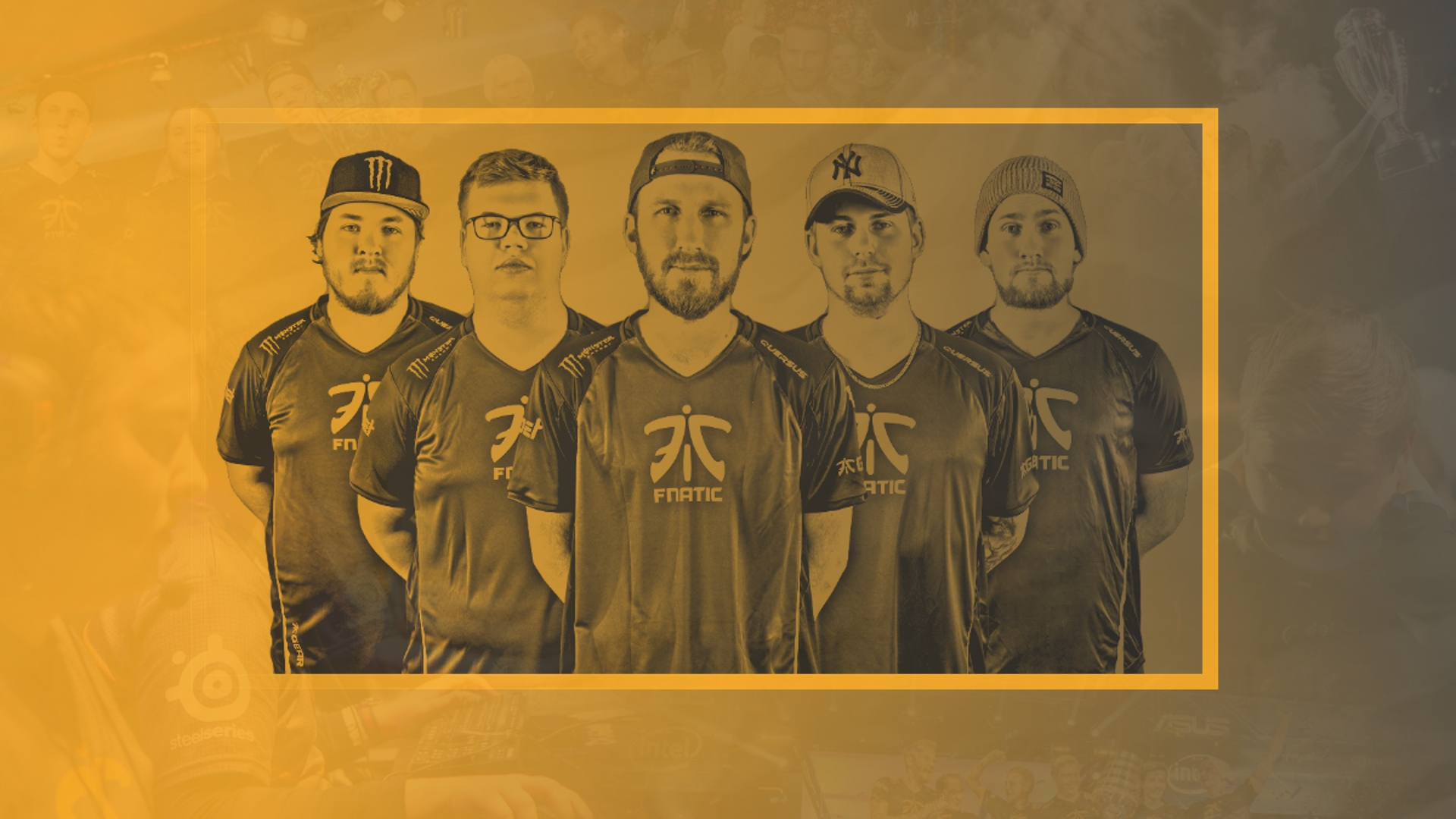 Fnatic CS:GO Team
