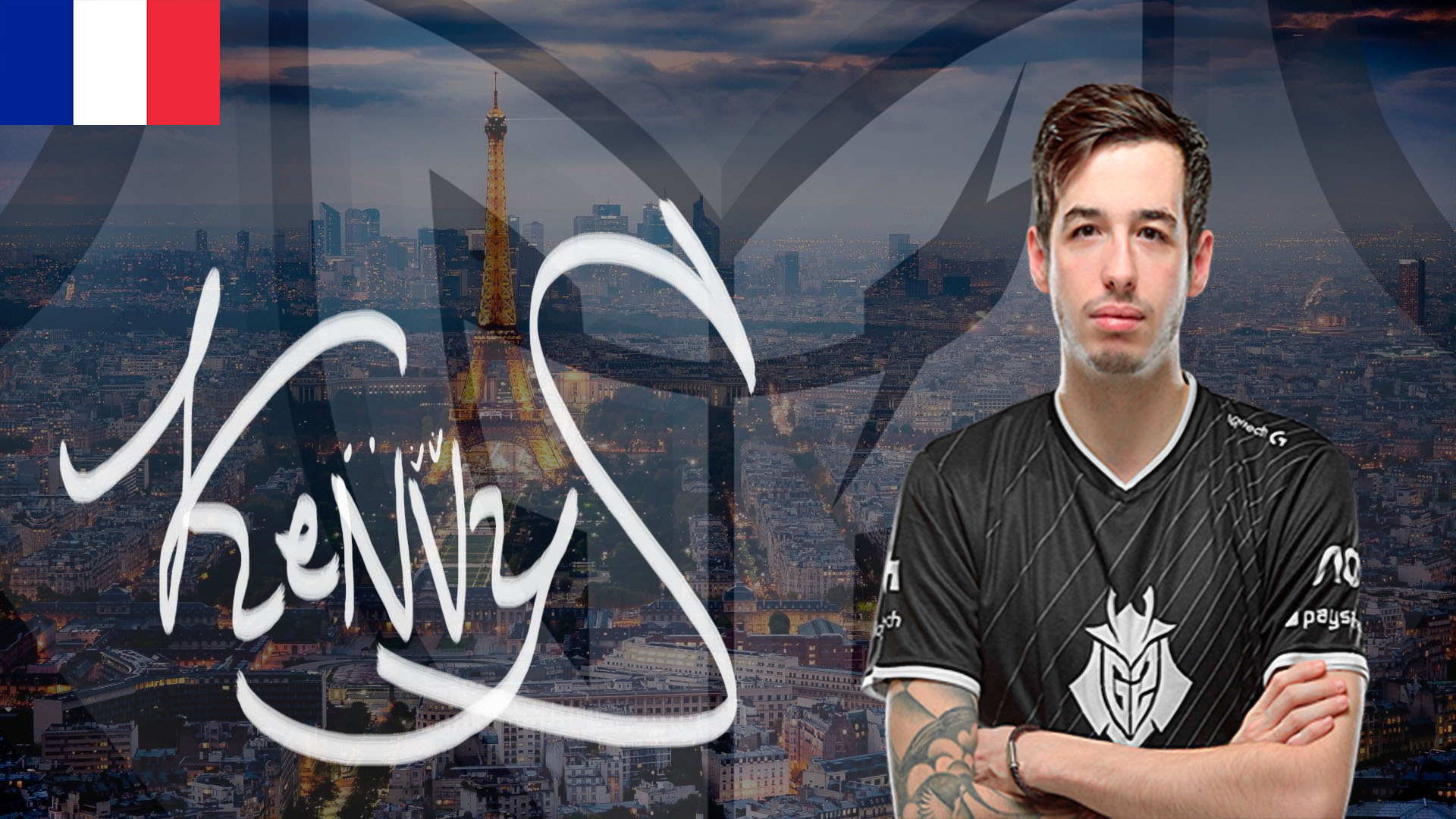 kennyS(MAYBE) wallpaper by Ronofar