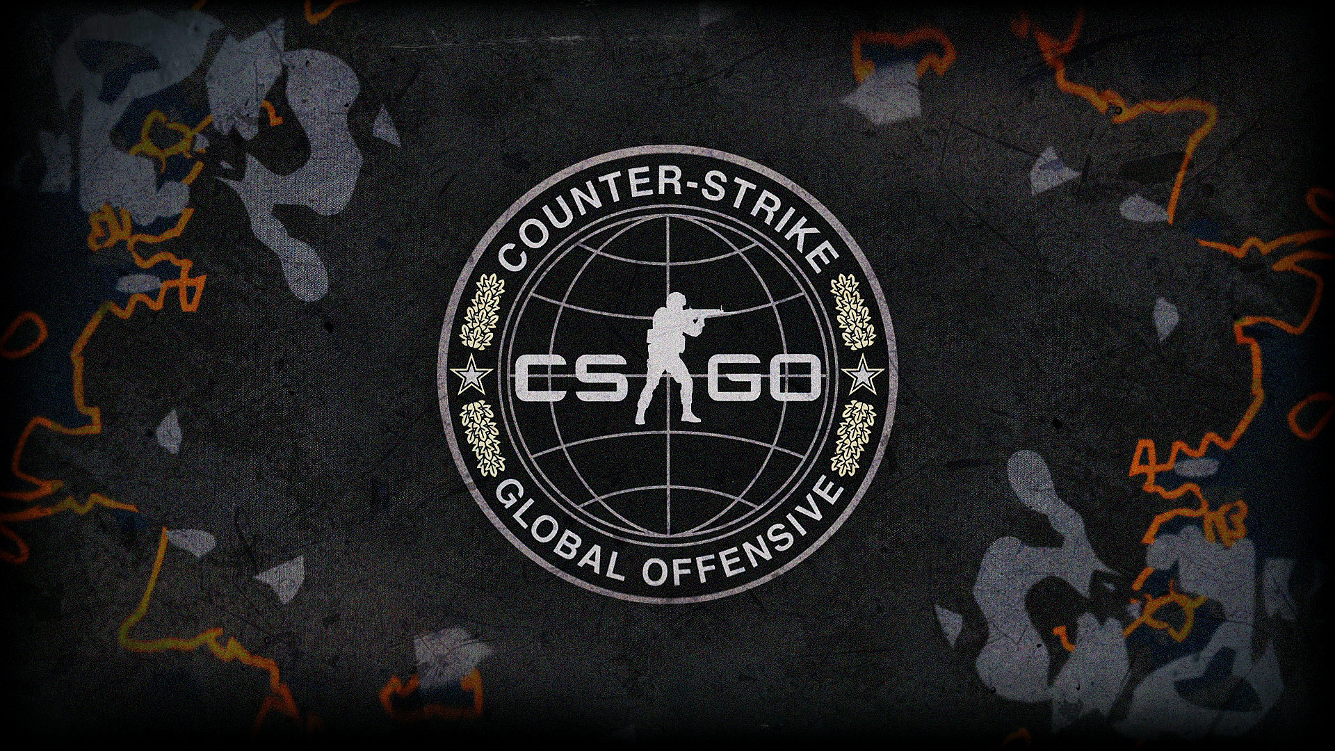 CSGO CAMO Steelseries