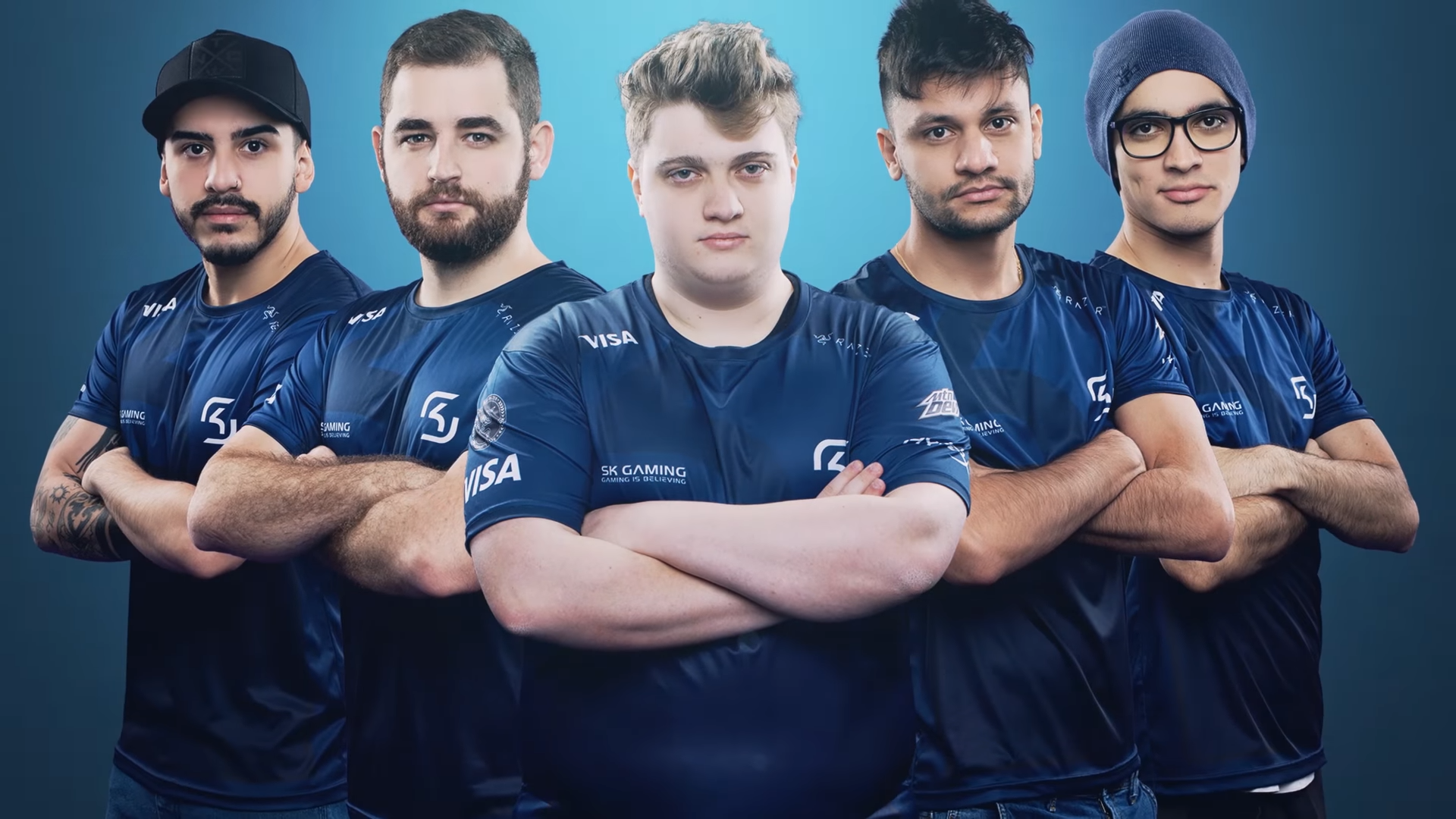SK GAMING ONLY GODS
