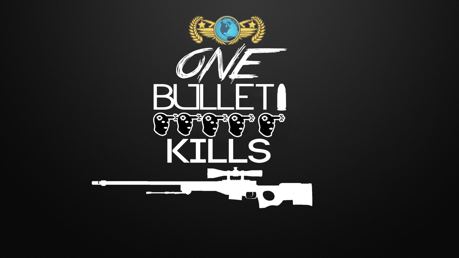 1Bullet5Kills
