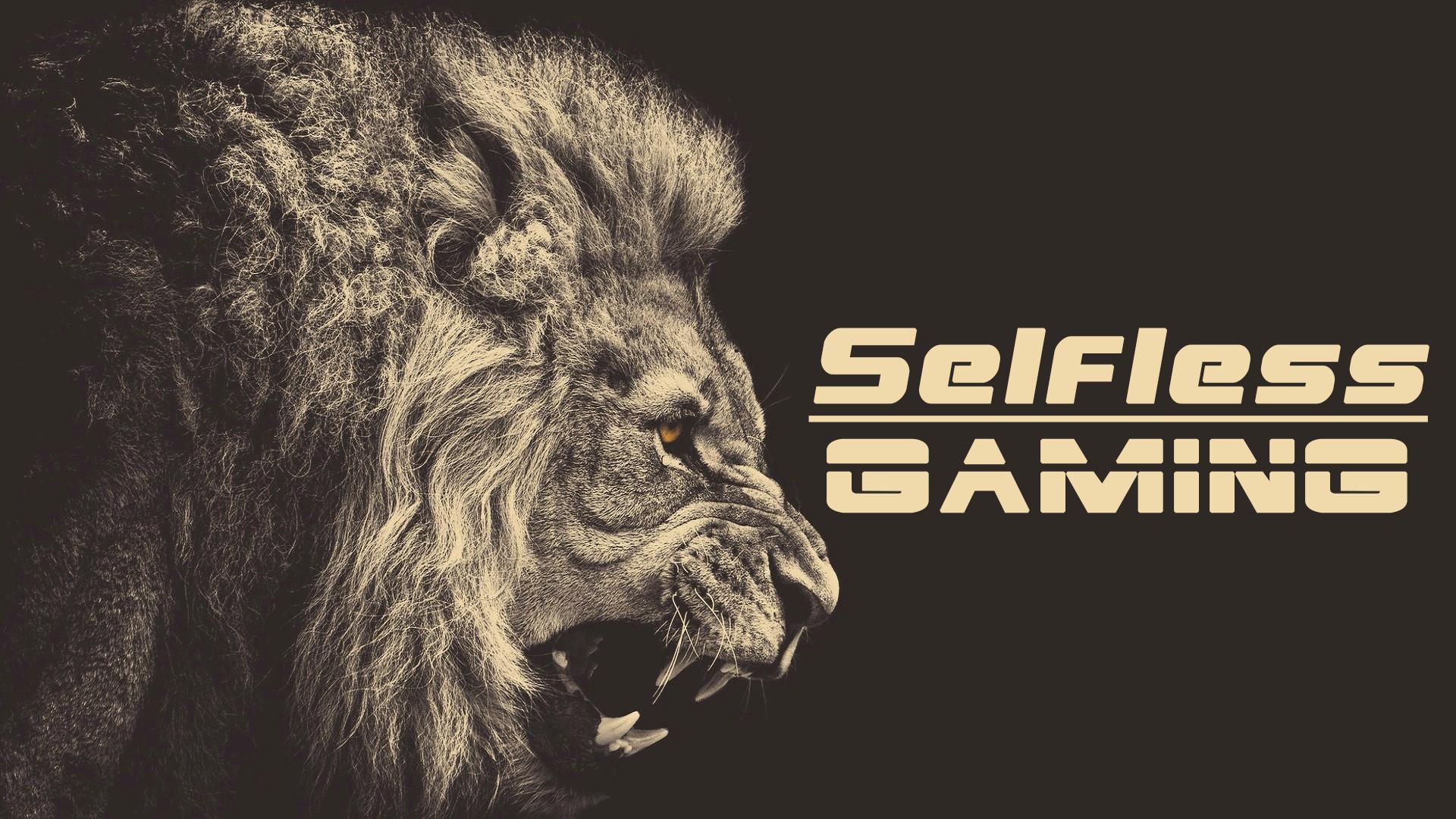 Selfless Gaming