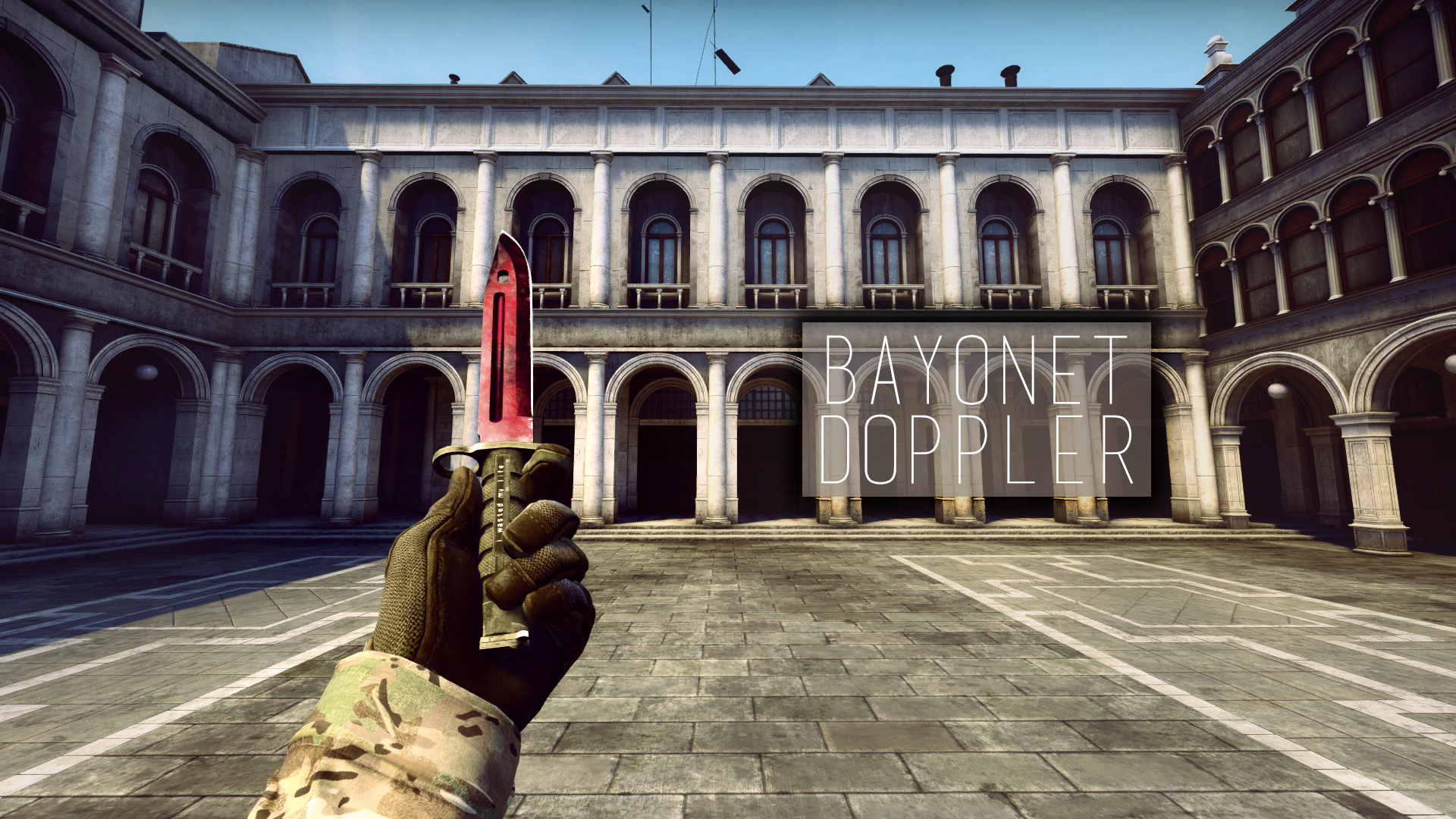 Bayonet Doppler