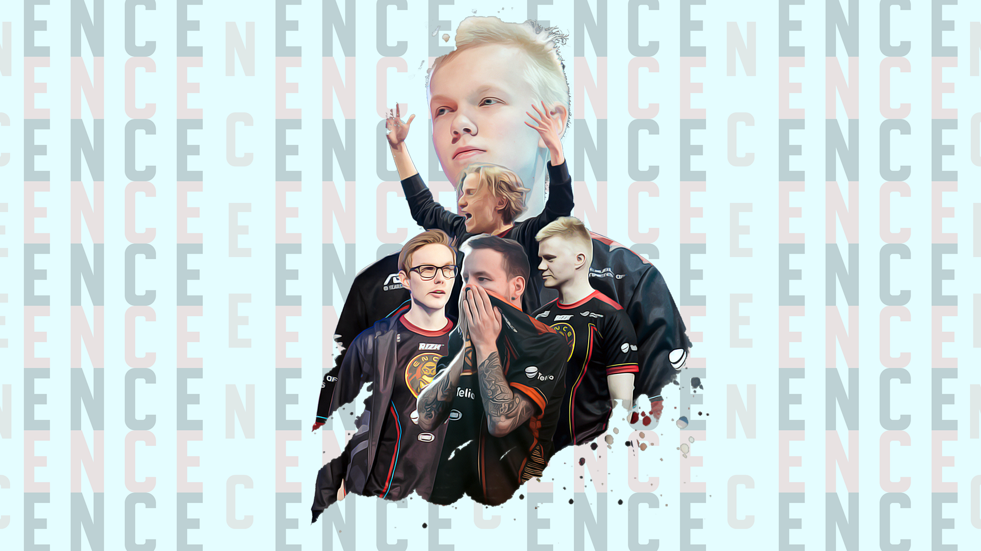 ENCE Wallpaper