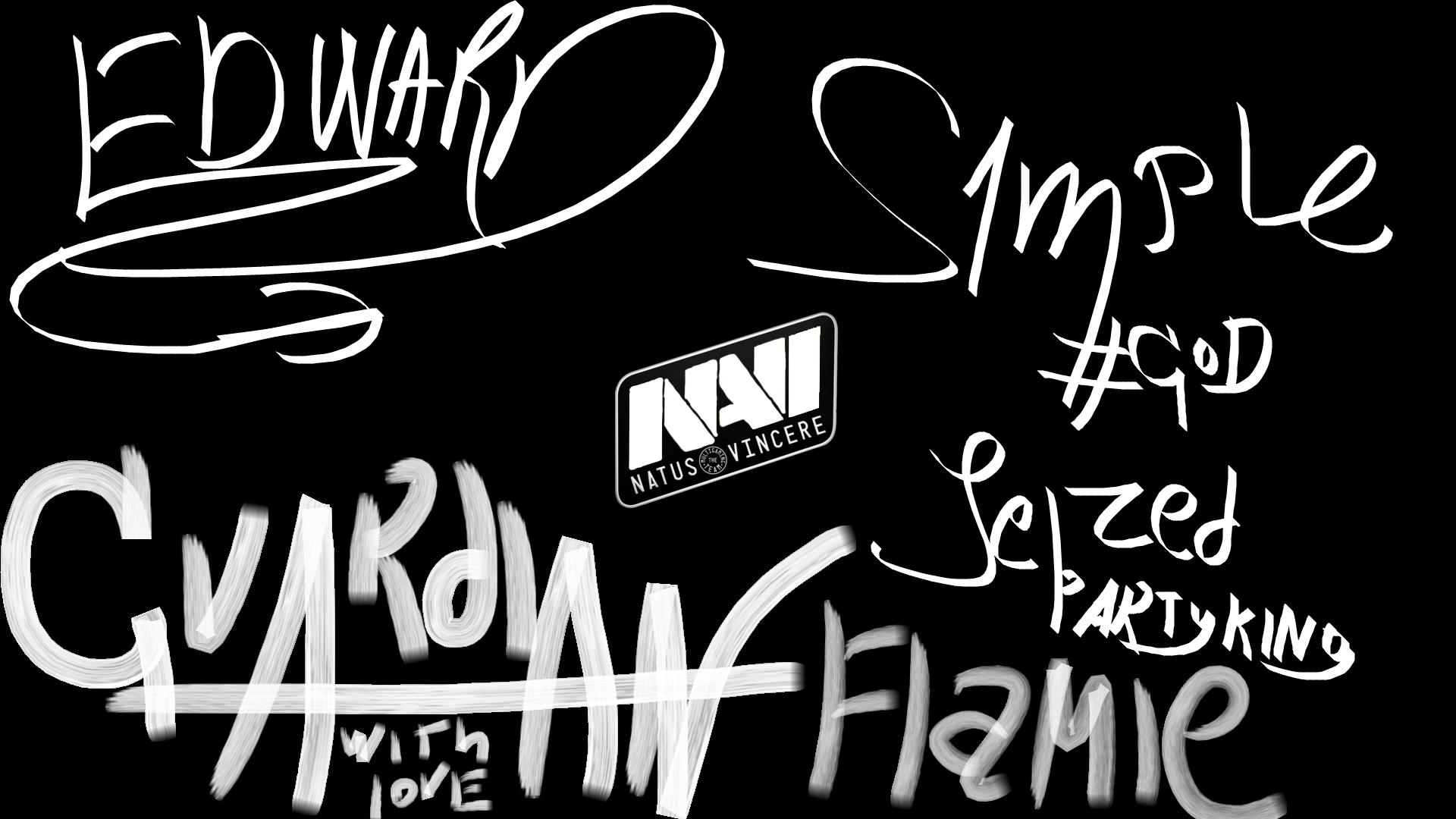 Na'vi autograph by Ronofar