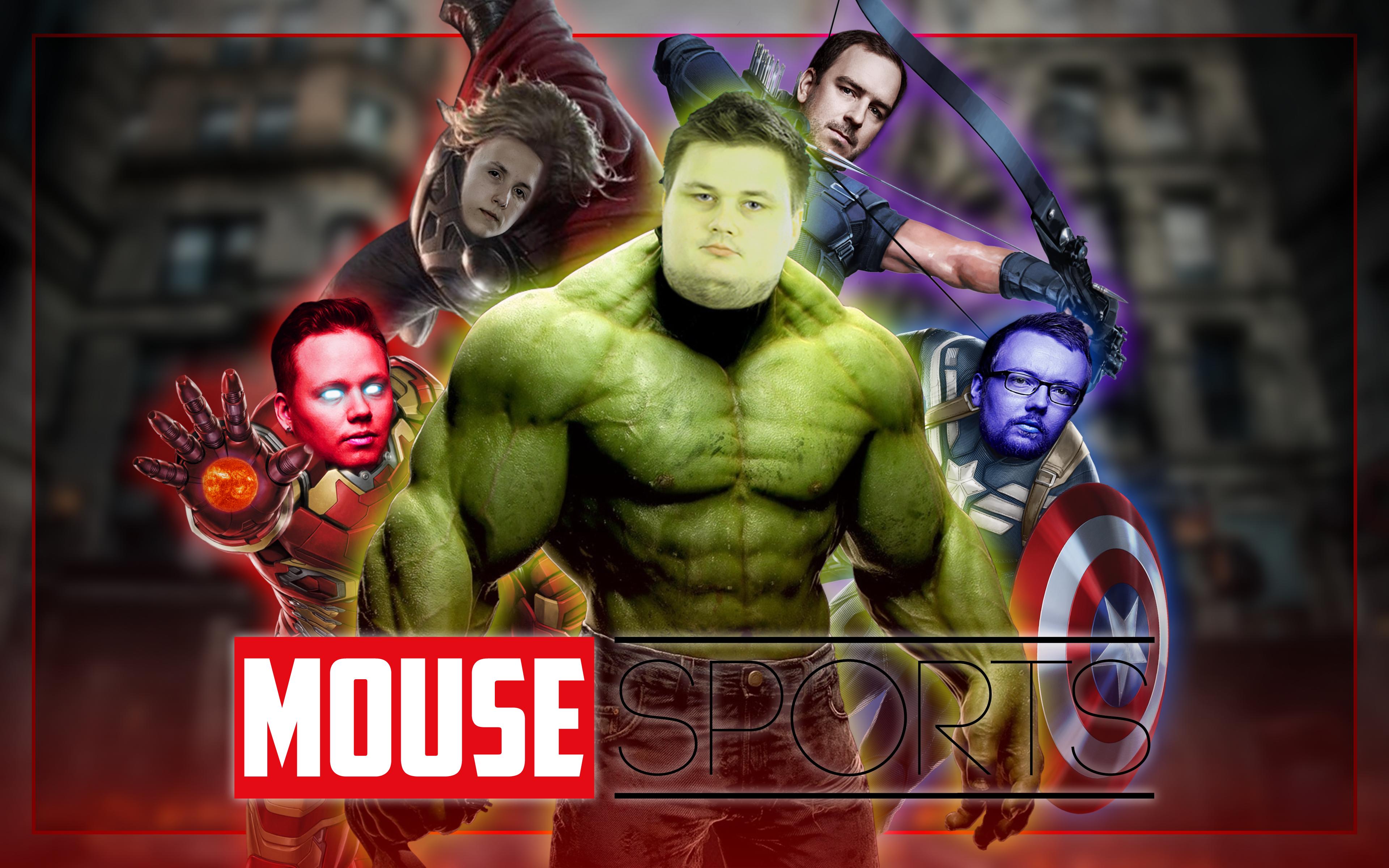 Mousesports X Avengers