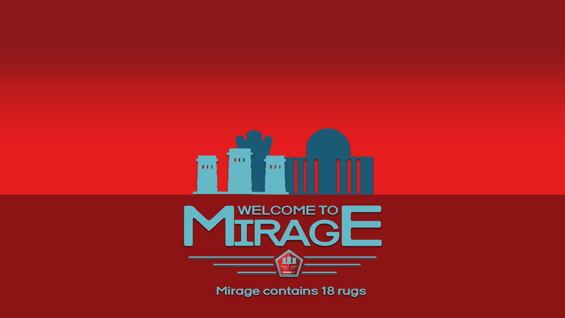 Welcome To Mirage