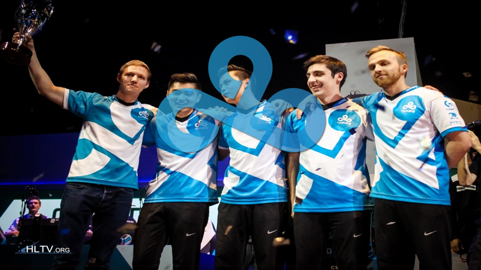 Cloud 9 ESL Champions