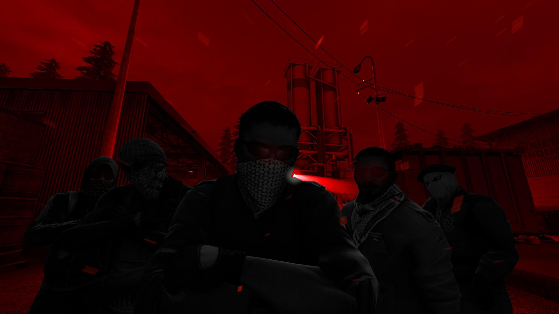 CS:GO The Squad