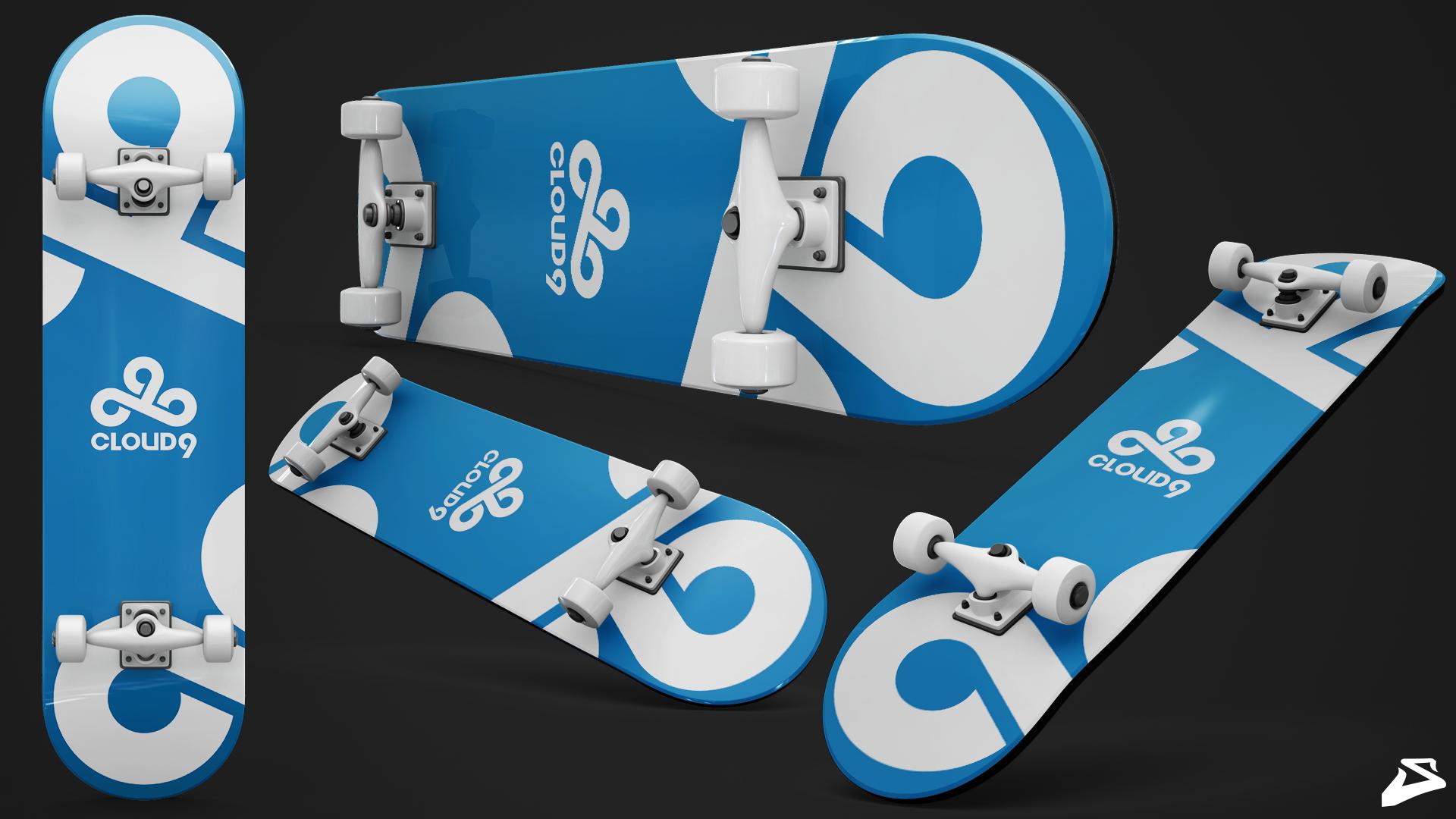Cloud 9 Skate