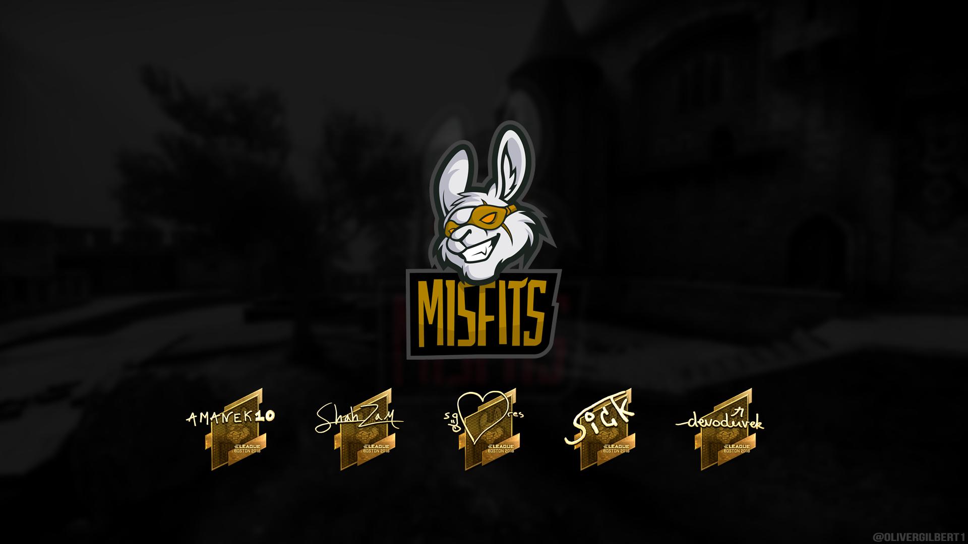 Misfits Gold