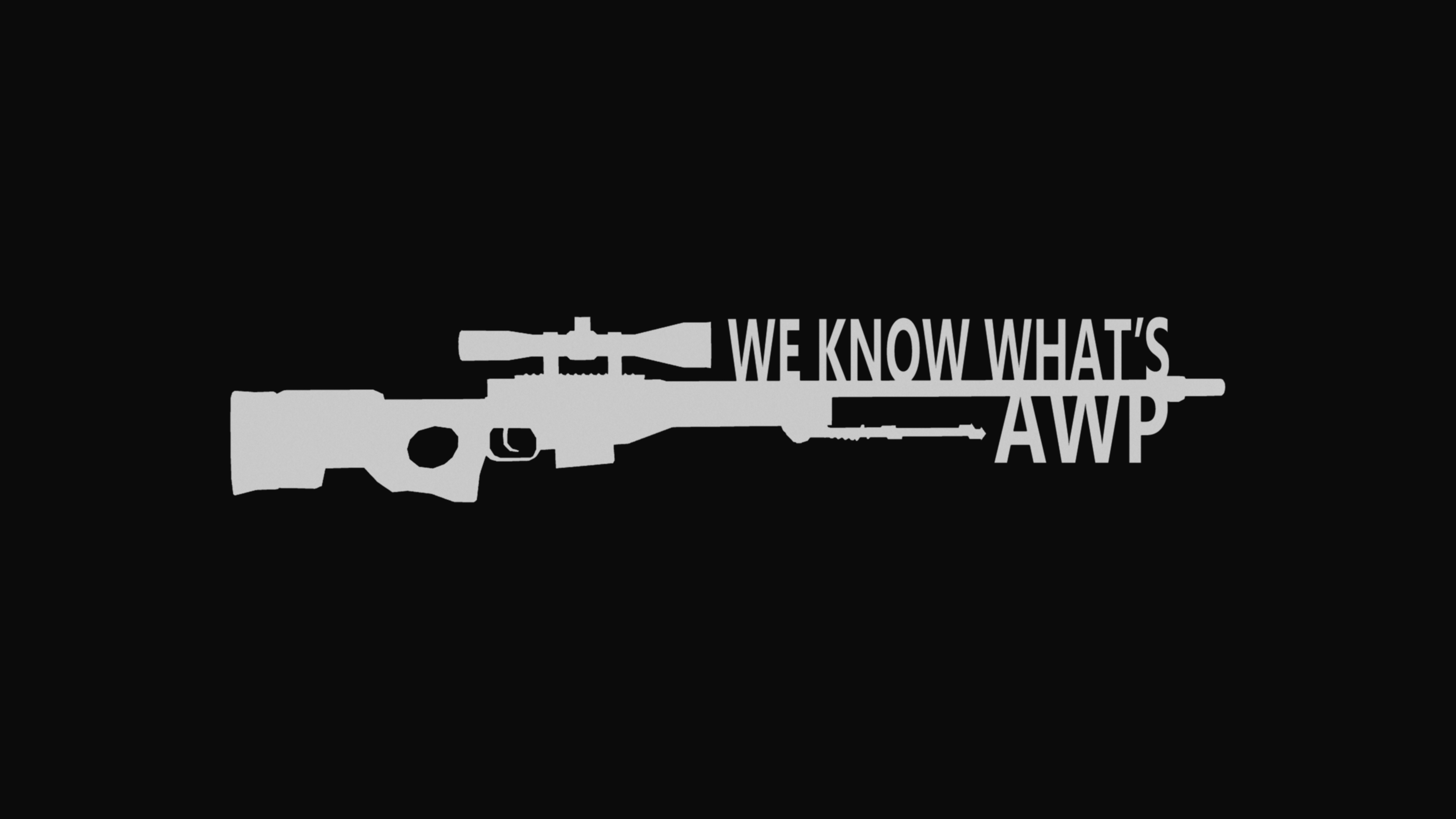 We Know What's AWP