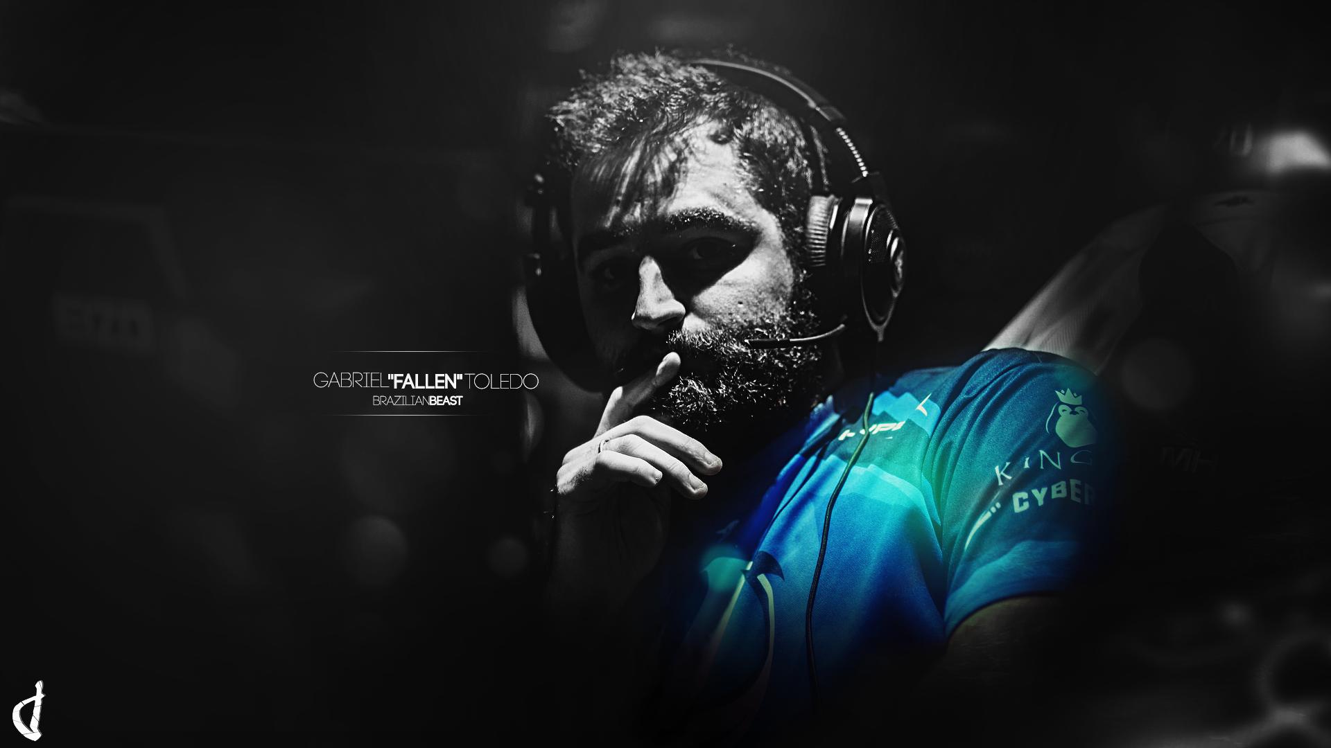 Gabriel_fallen_Toledo_the_brazilian_beast
