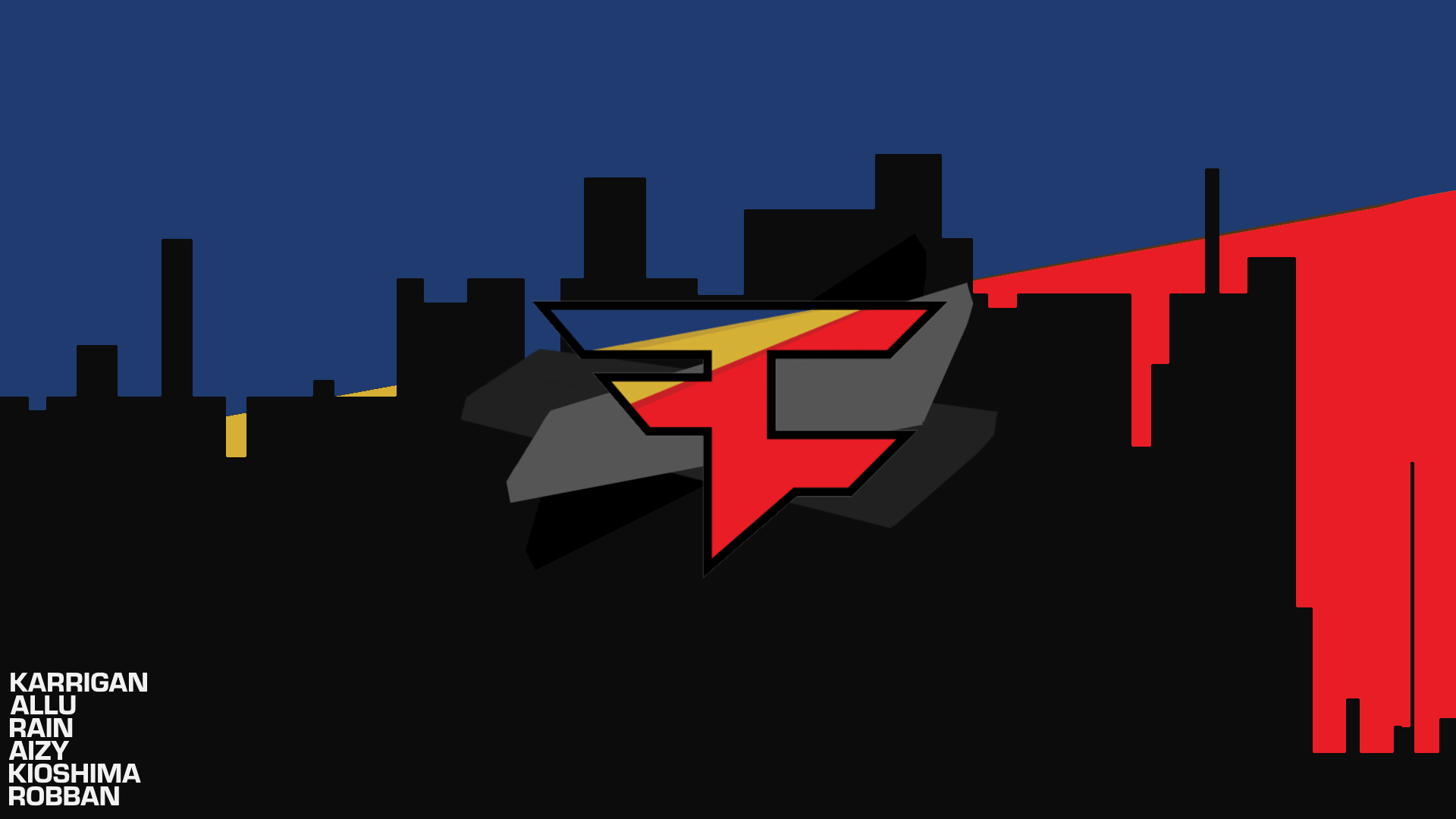 Faze clan 2 0 cs go wallpapers and backgrounds - 2 0 wallpaper ...