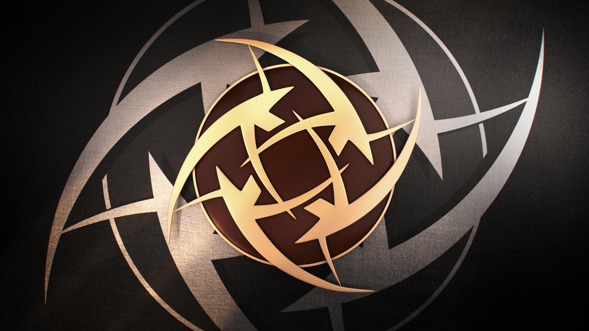 nip logo 3 3D