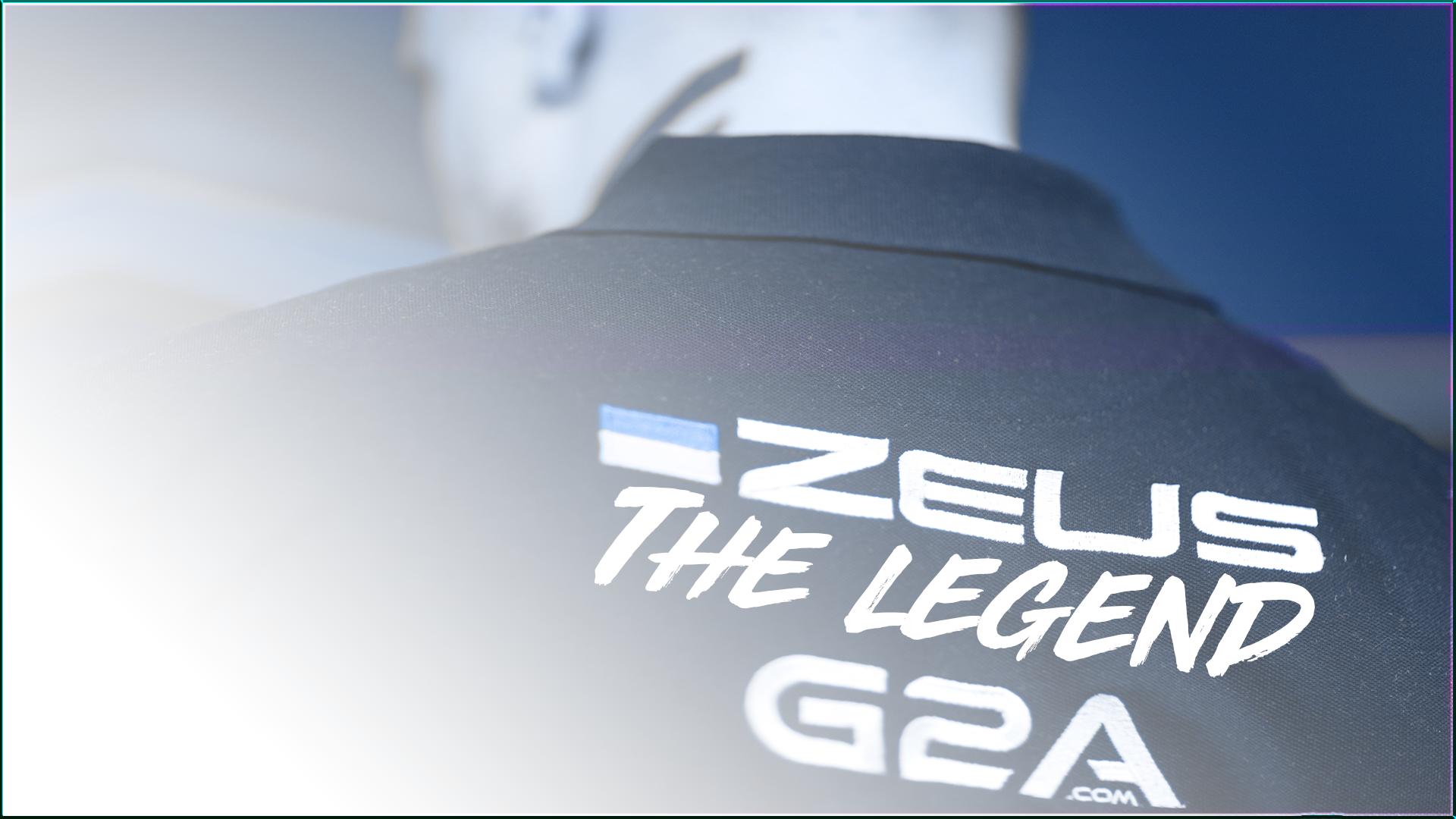 Zeus the legend2 By Ronofar