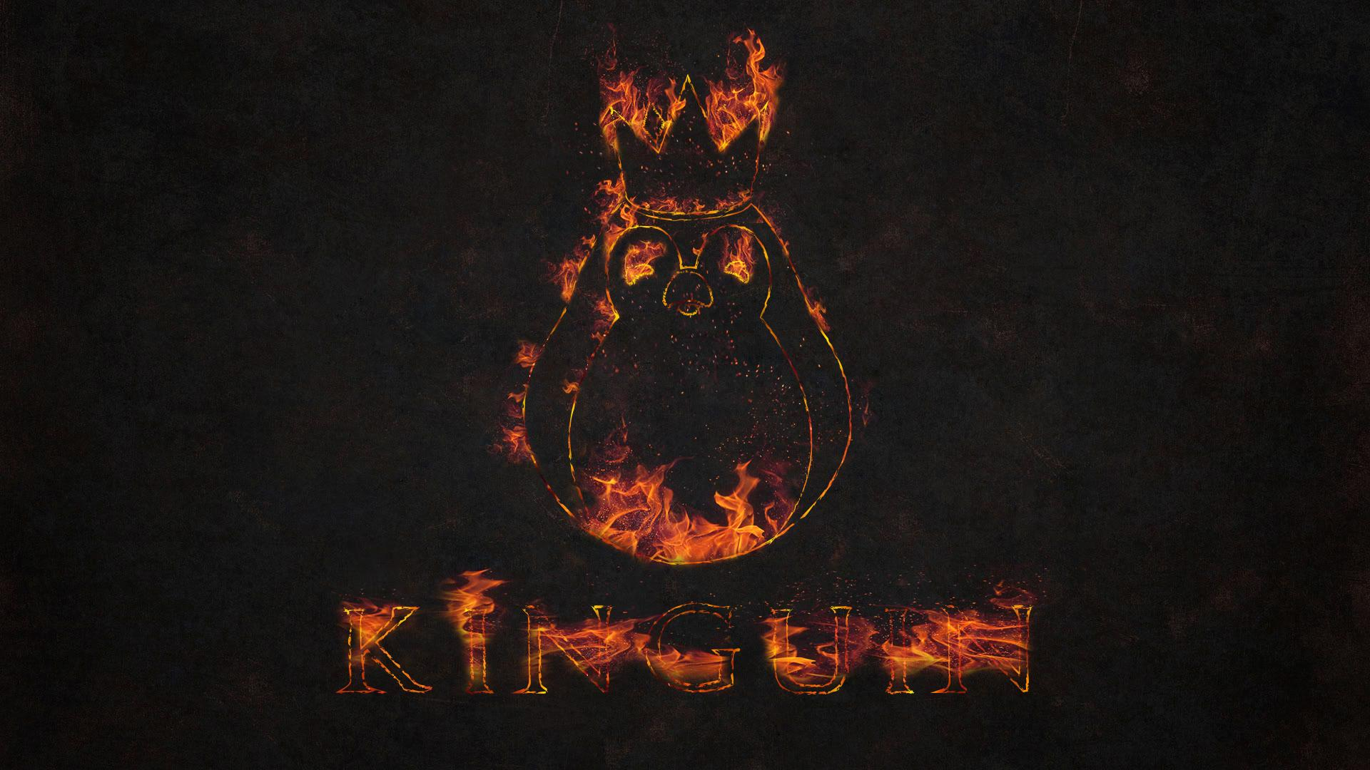 Kinguin fire