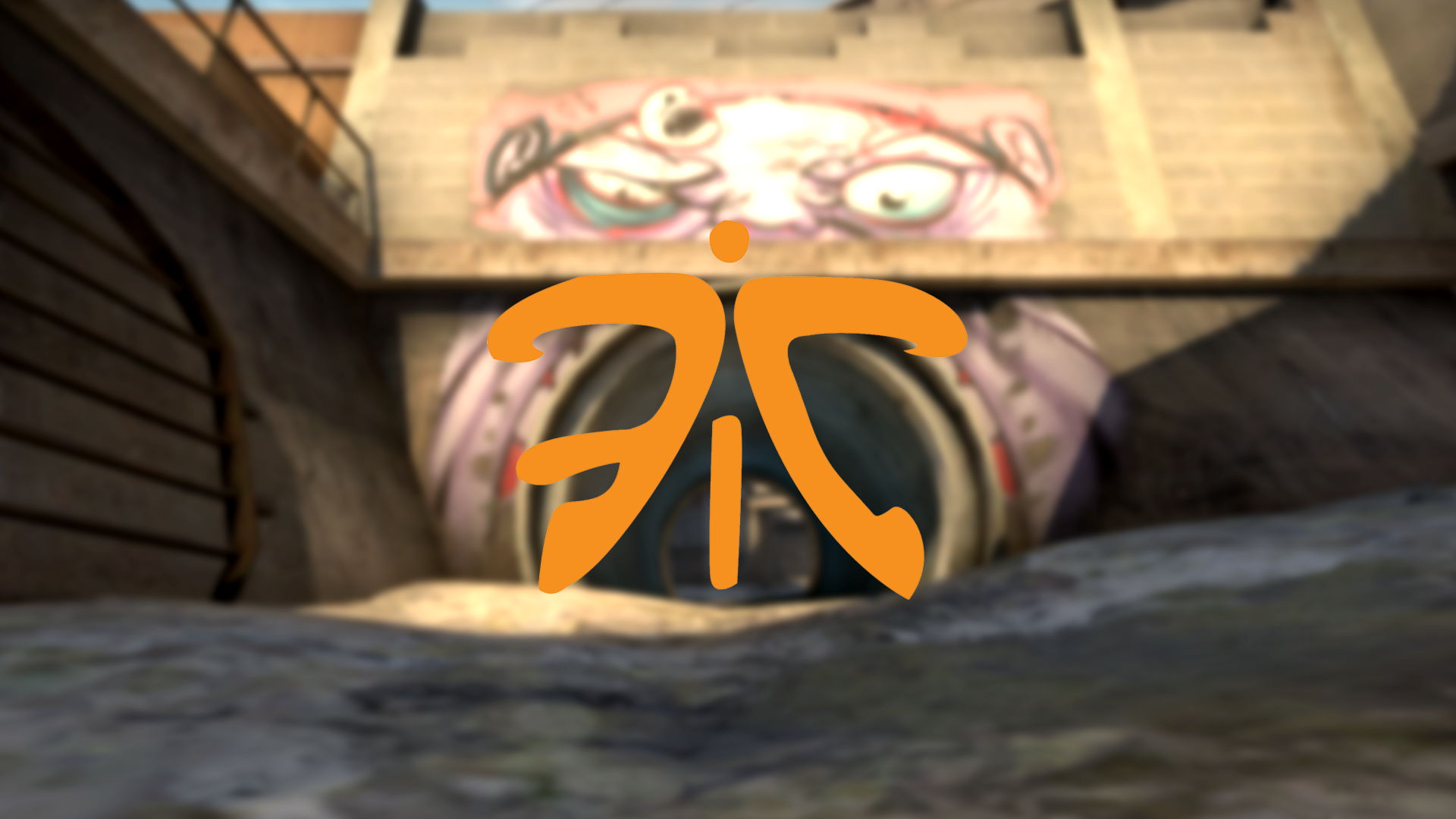 fnatic Overpass Monster Canal