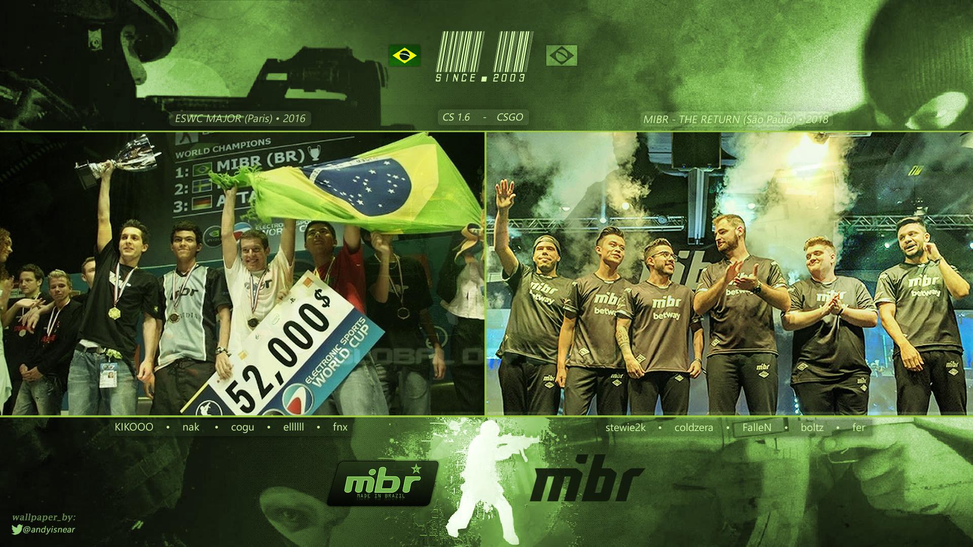 MIBR - The Return