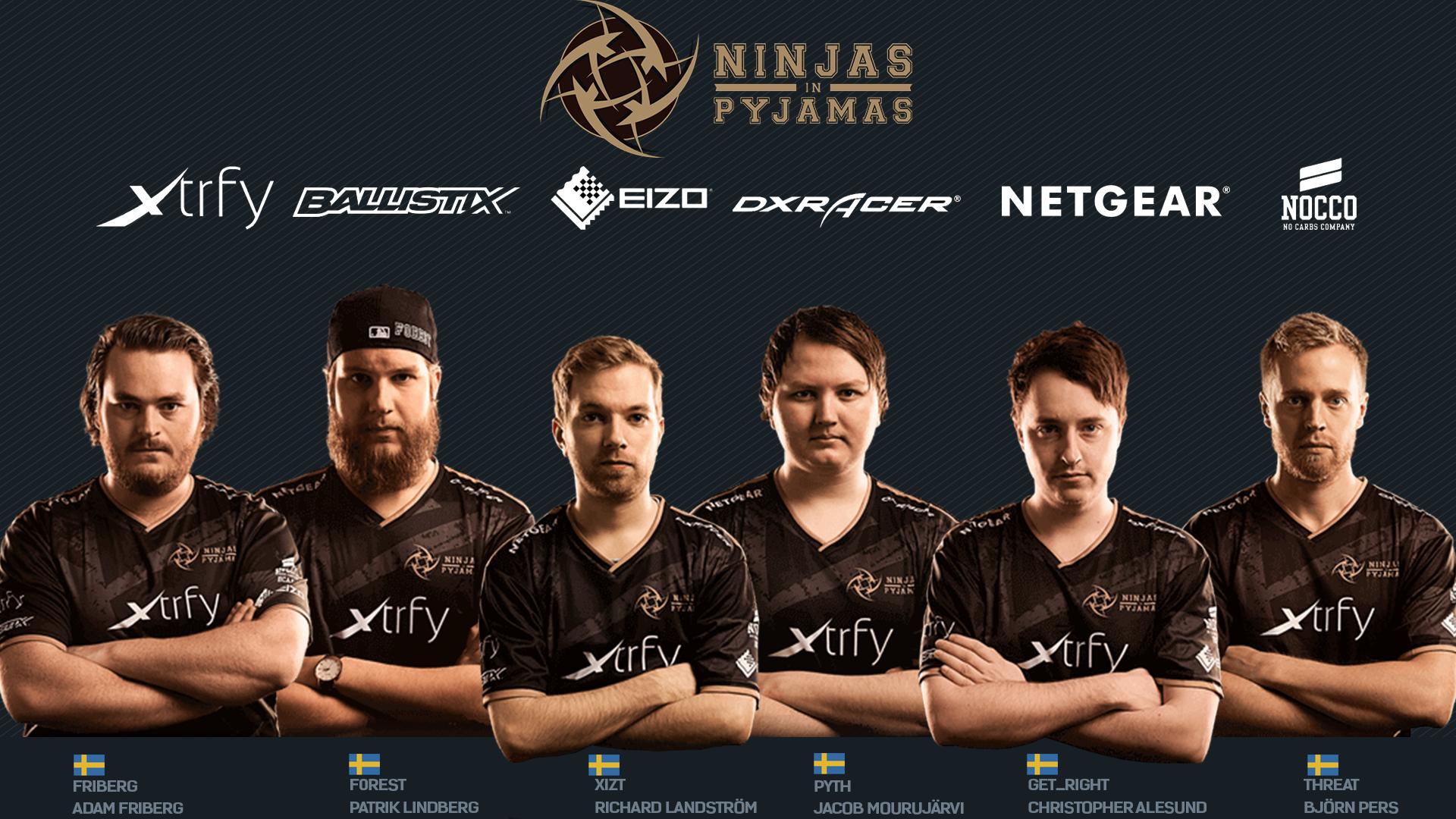 NiP Gaming 2016 wallpaper