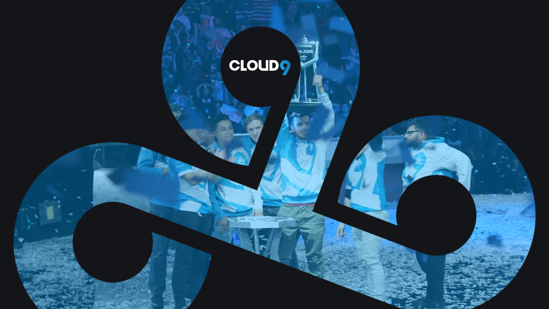 Cloud9 Champions Wallpaper v2