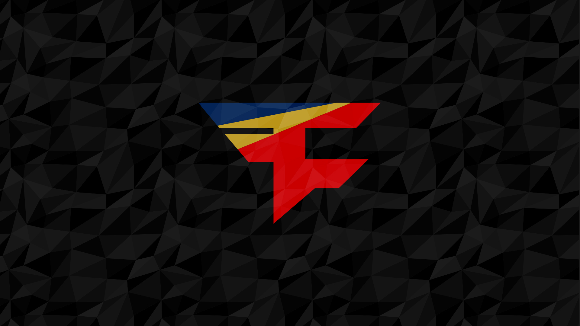 Faze polygon black csgo wallpapers and backgrounds faze polygon black buycottarizona