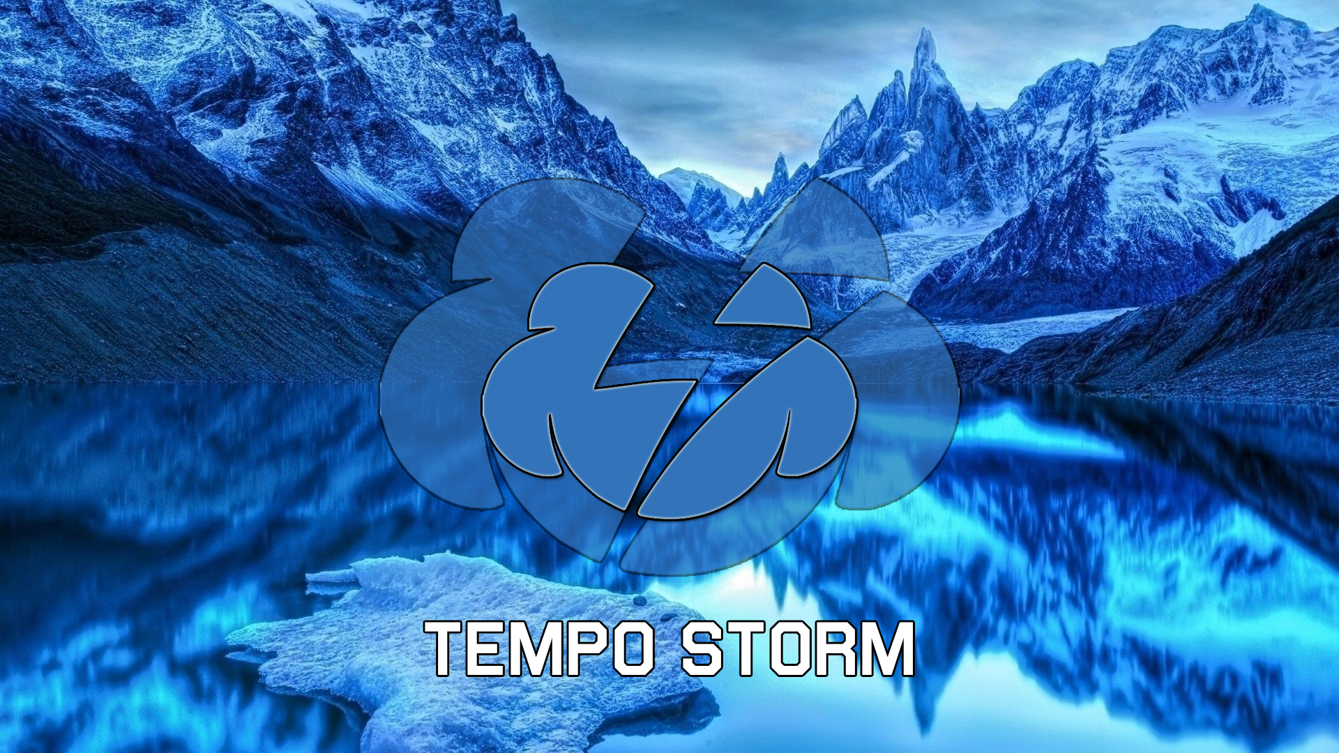 Tempo Storm Artic Lake reflection