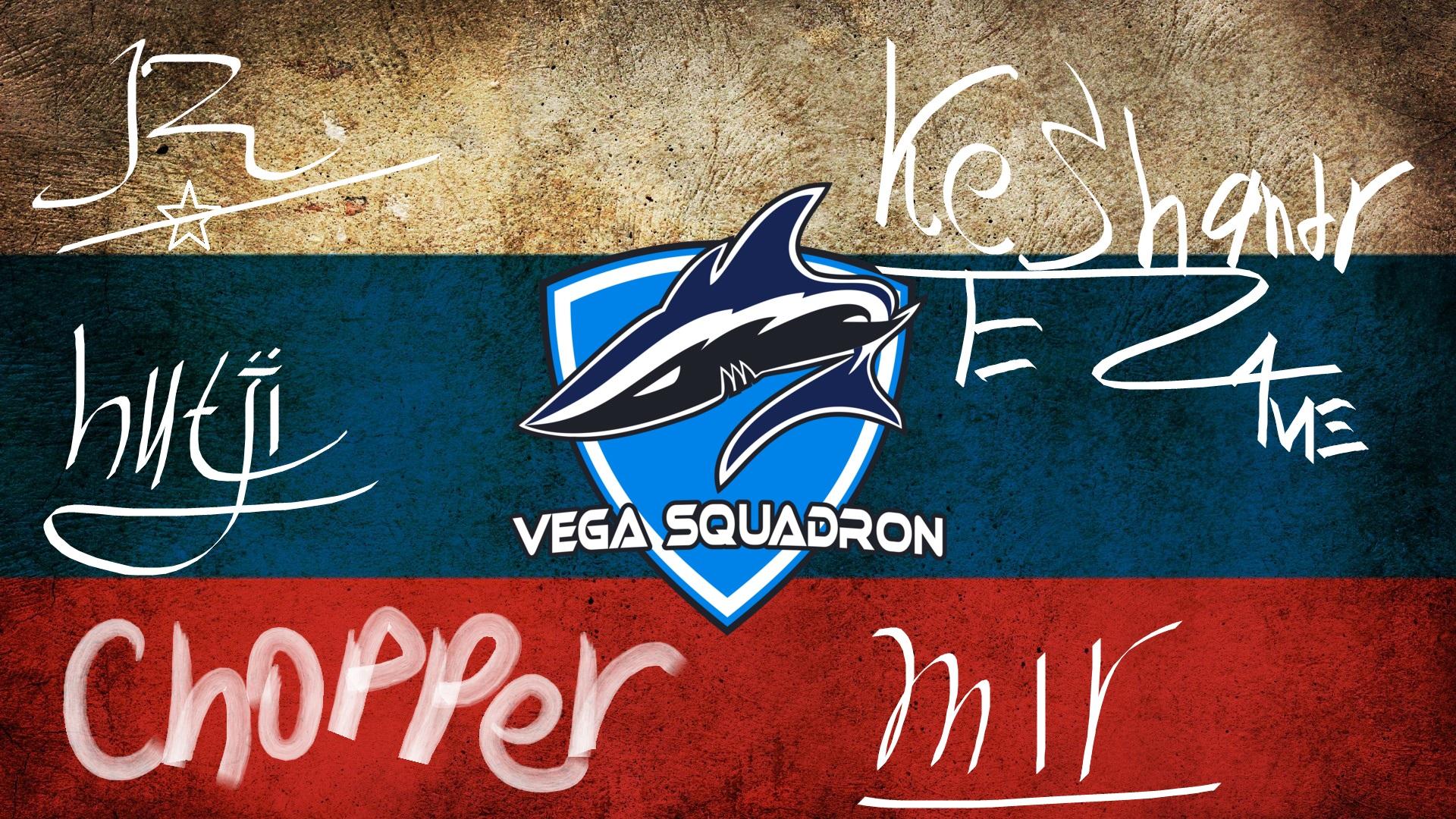 Autograph Vega Squadron - from Ronofar