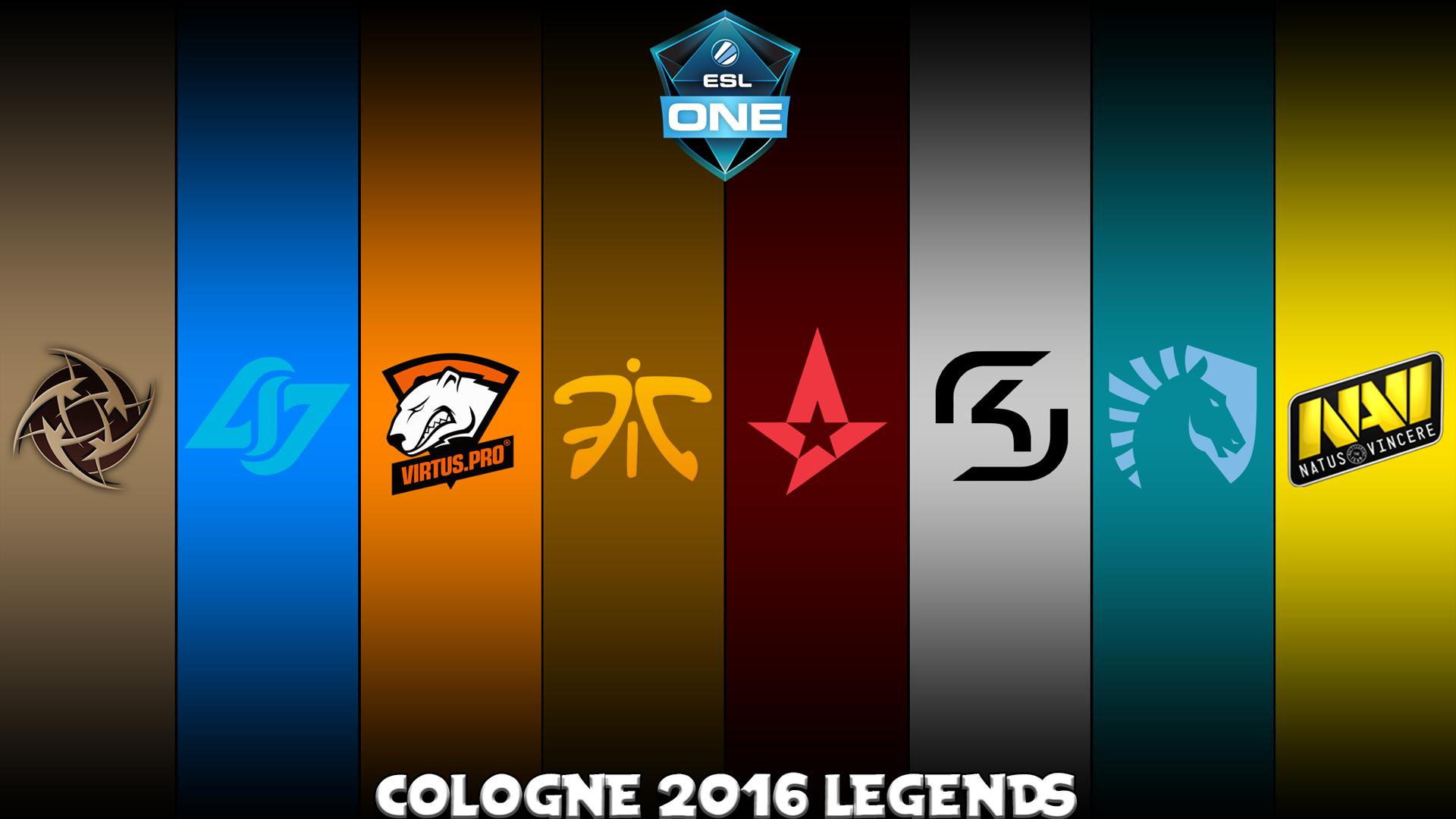Cologne 2016 Legends V2