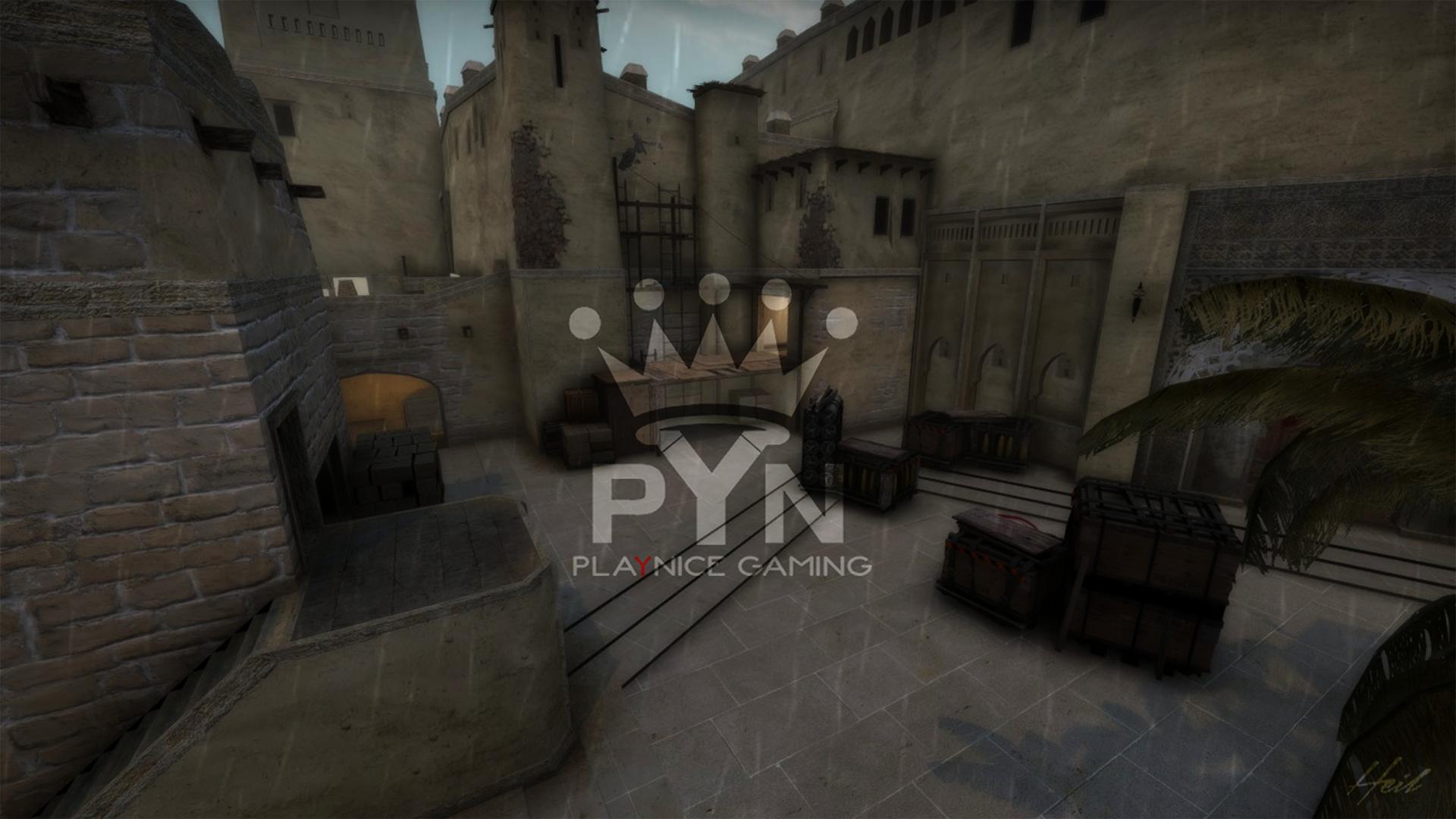 PlaYnice Gaming Mirage Rain