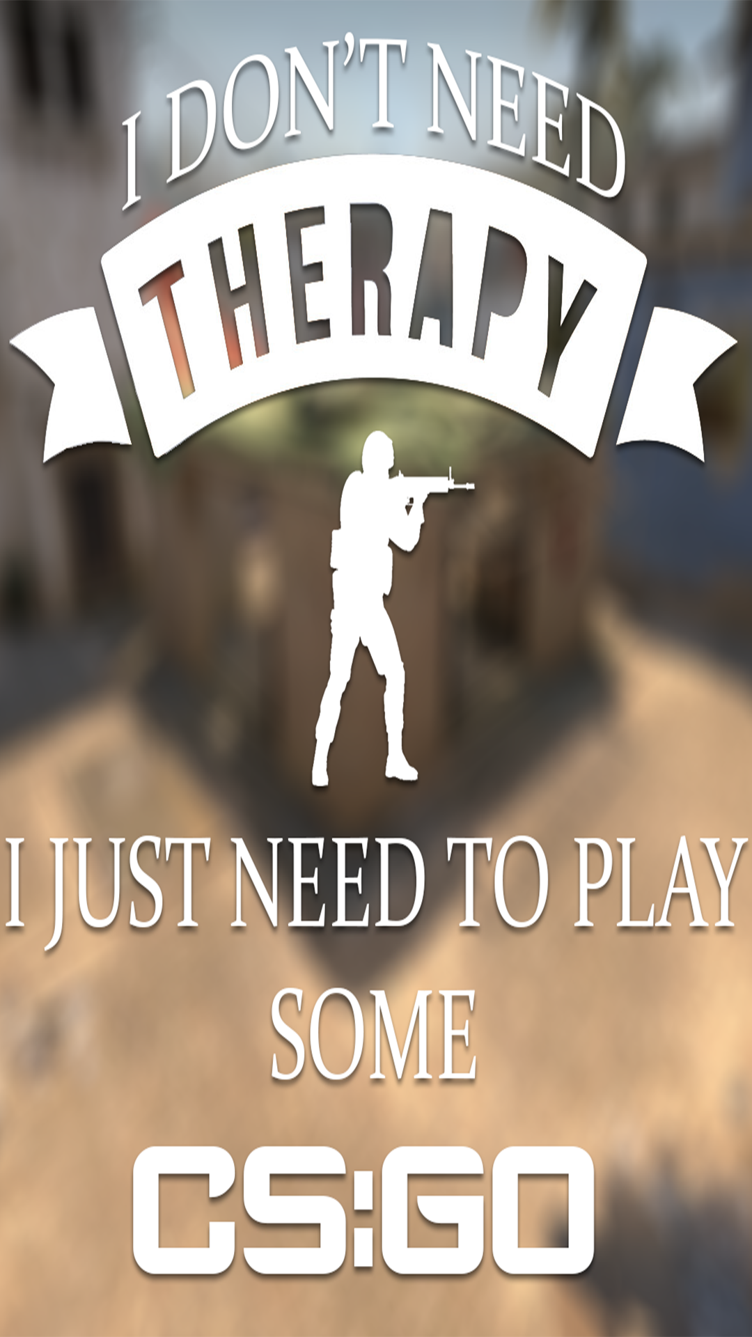I don't need therapy (Phone)