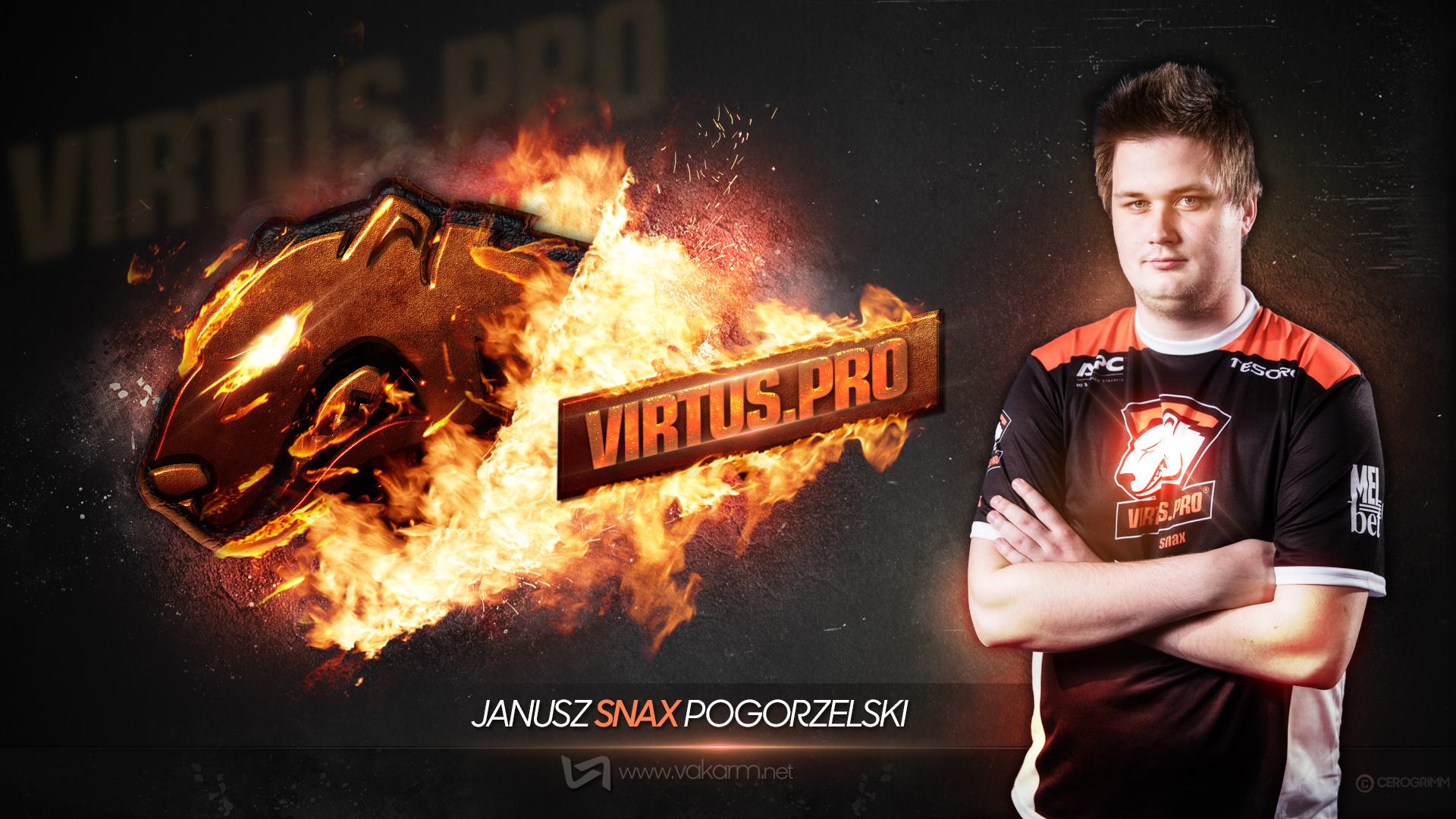 Virtus.pro Snax