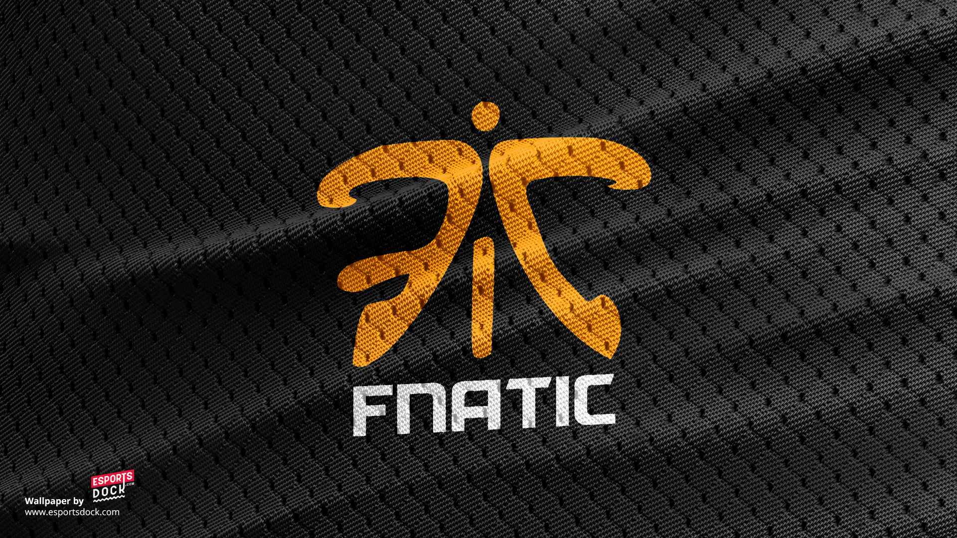 fnatic wallpaper by esportsdockcom csgo wallpapers and