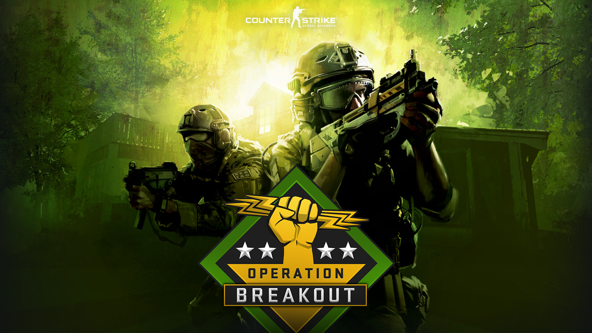 Counter strike : global operation cs go no steam черный экран