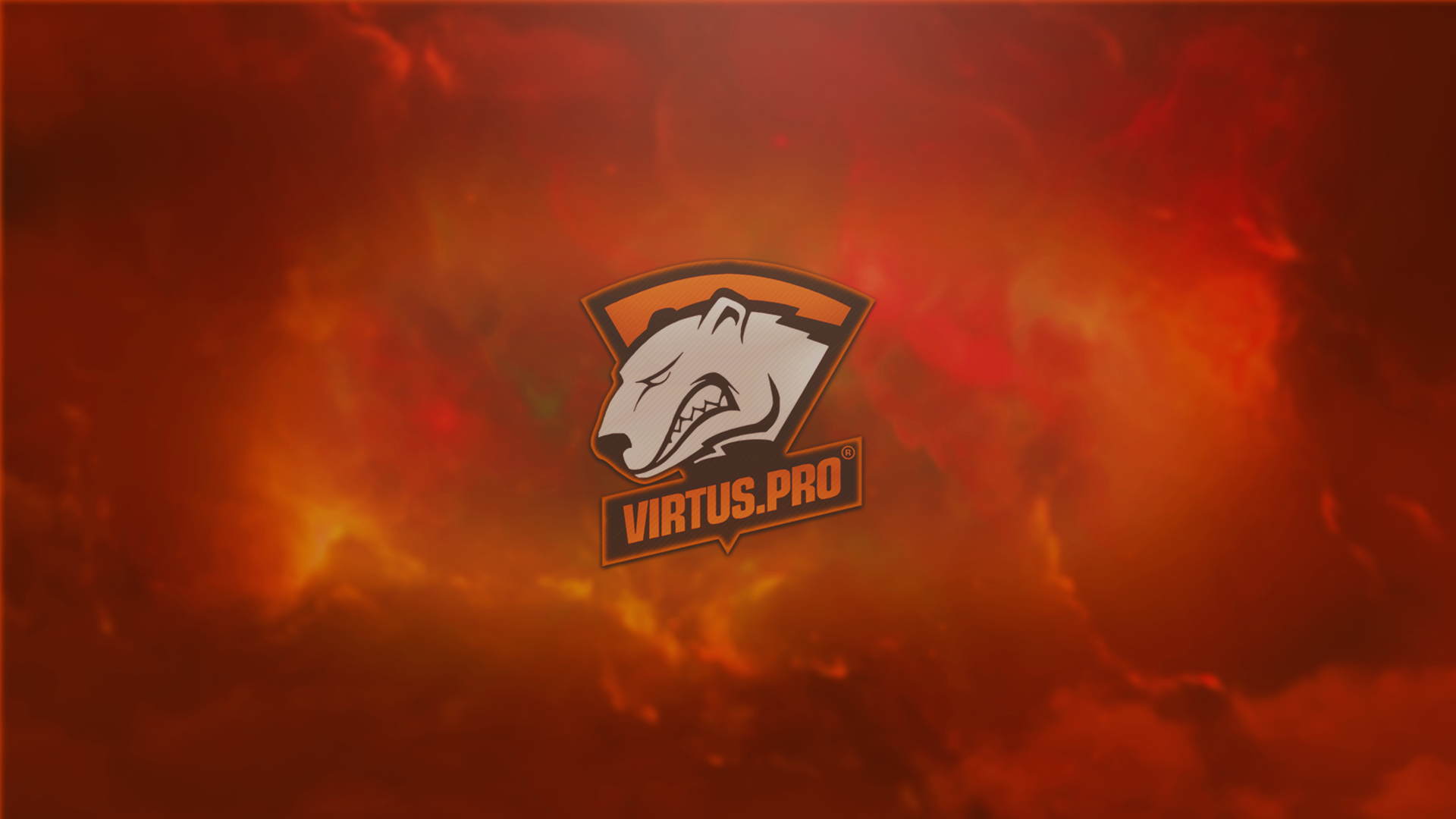 Virtus Pro Fan Made Created By Tesla Pointer Csgo Wallpapers