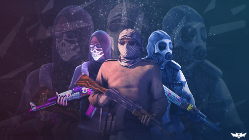 Homepage   CSGO Wallpapers