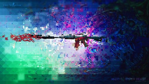 M4A1-S Hyperbeast