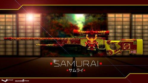 AWP Samurai