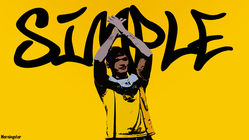 s1mple cartoon wallpaper