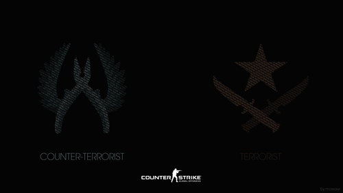 Counter-terrorist versus Terrorist