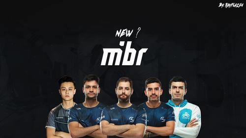 New MIBR ?